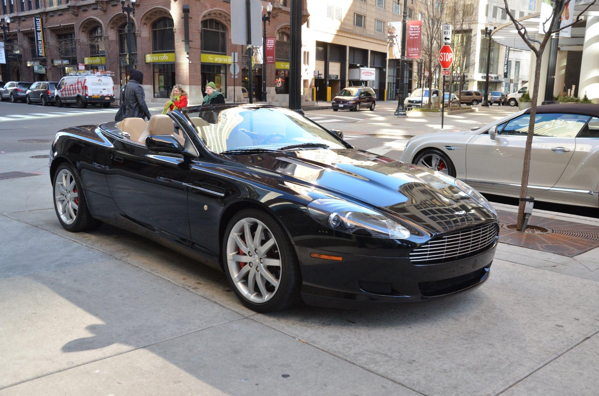 Aston Martin DB Volante Stock GC For Sale Near Chicago - 2006 aston martin db9