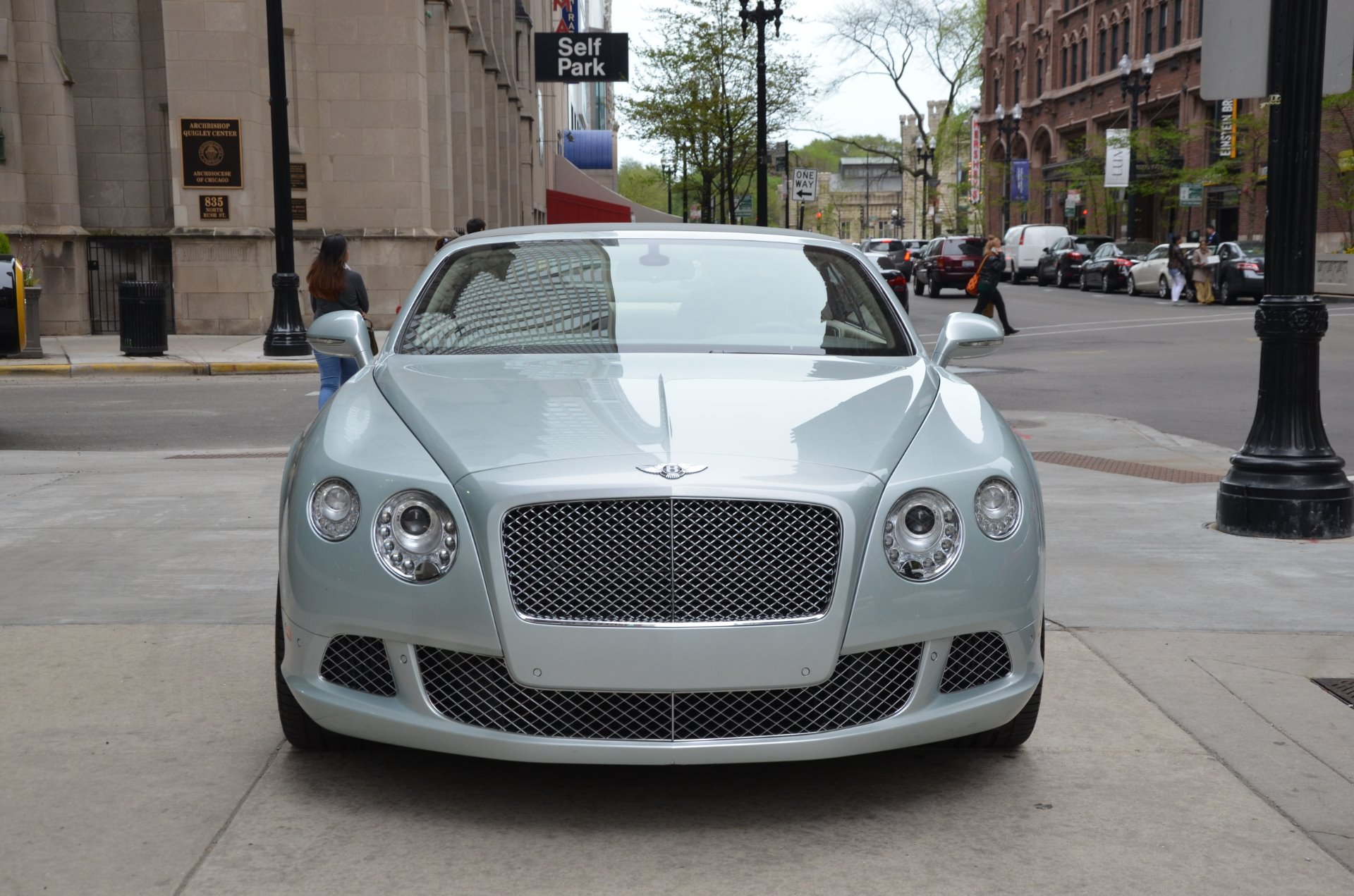2012 bentley continental gtc stock r286a for sale near chicago il il bentley dealer. Black Bedroom Furniture Sets. Home Design Ideas