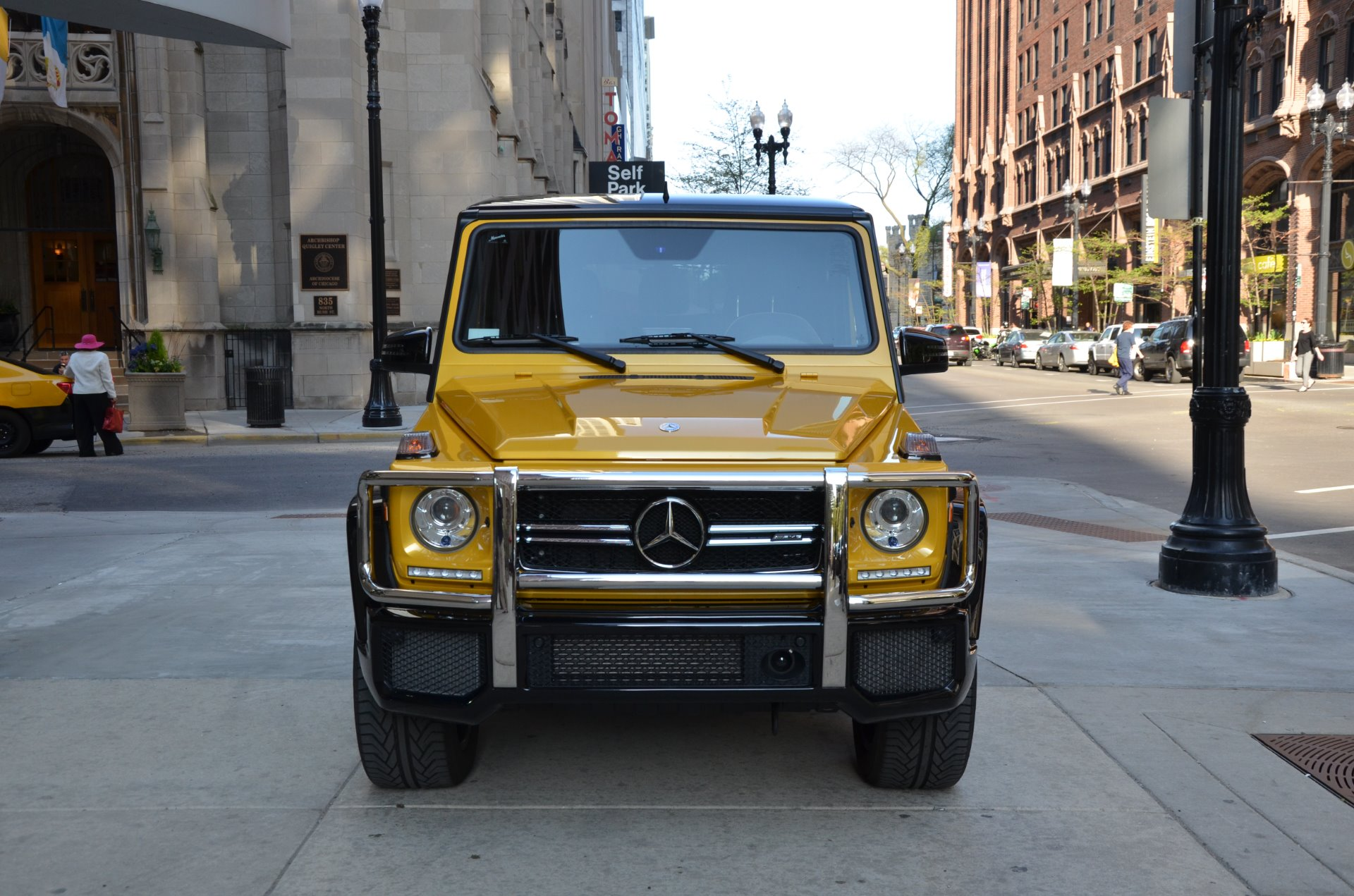 2016 mercedes benz g class amg g63 stock r294b for sale for Mercedes benz dealers in illinois