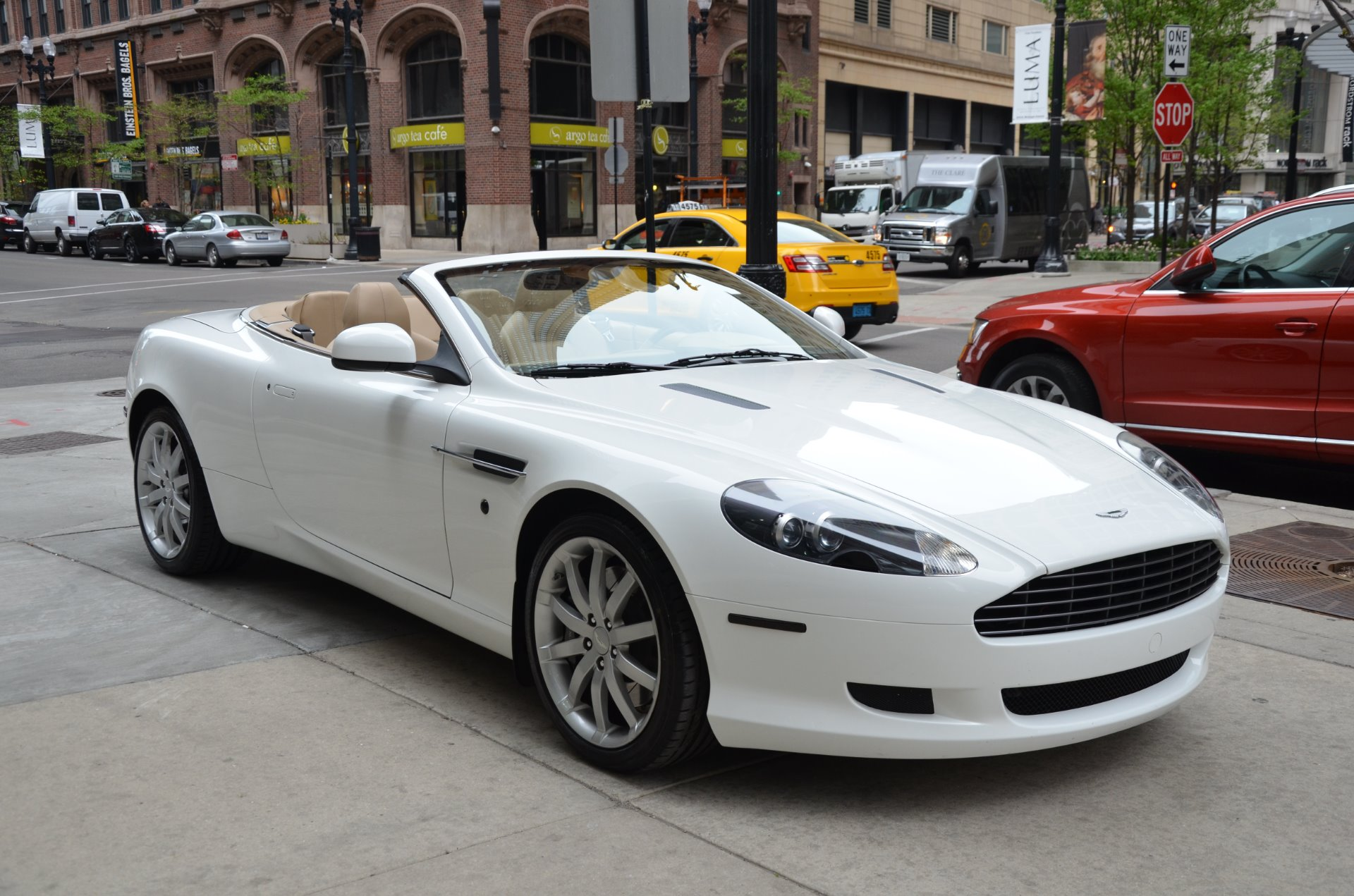 2010 aston martin db9 volante stock b691aaa for sale. Black Bedroom Furniture Sets. Home Design Ideas