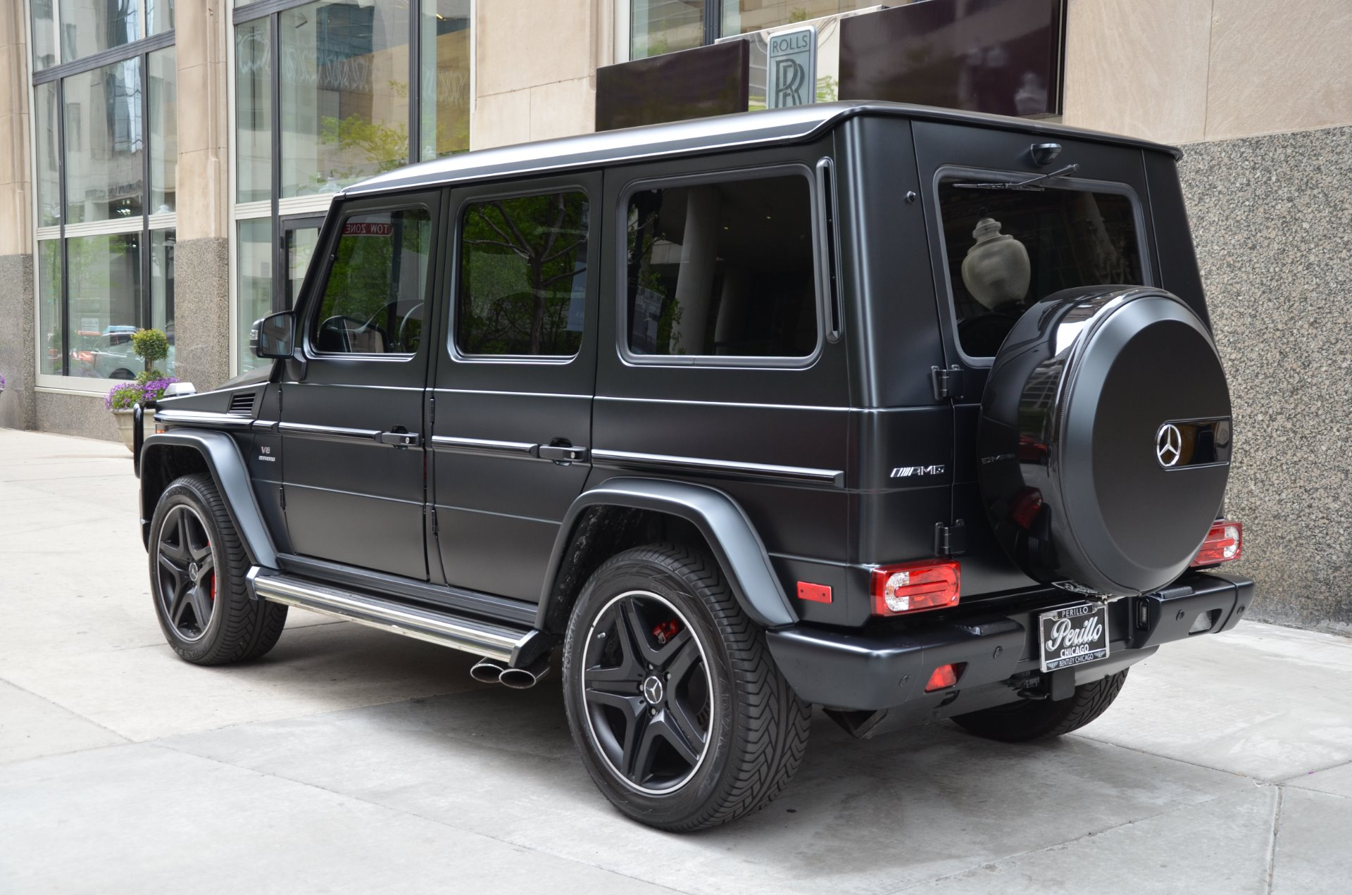 2016 Mercedes Benz G Class Amg G63 Stock R297a For Sale