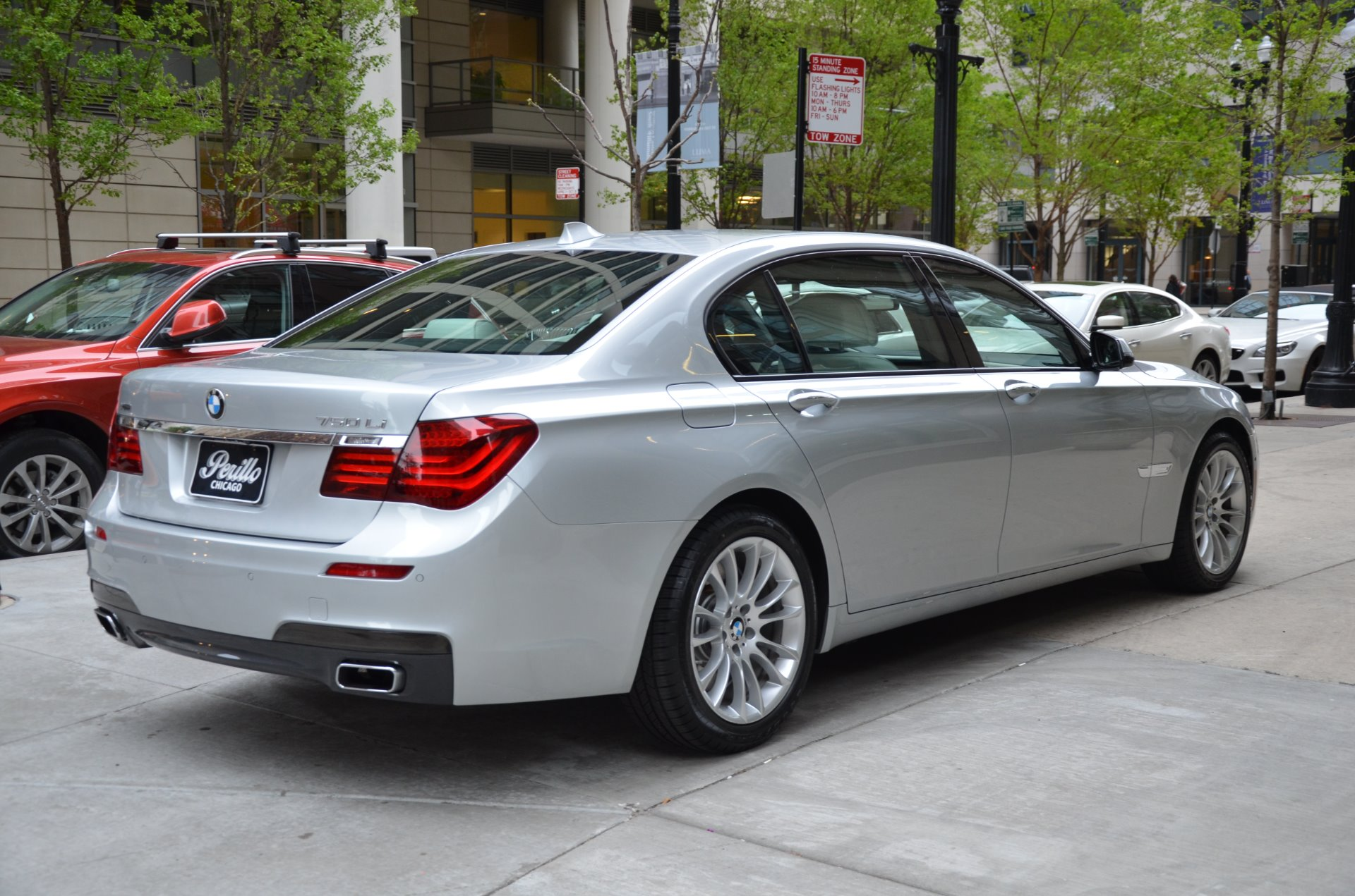 2015 bmw 7 series 750li xdrive stock # 53941 for  near chicago