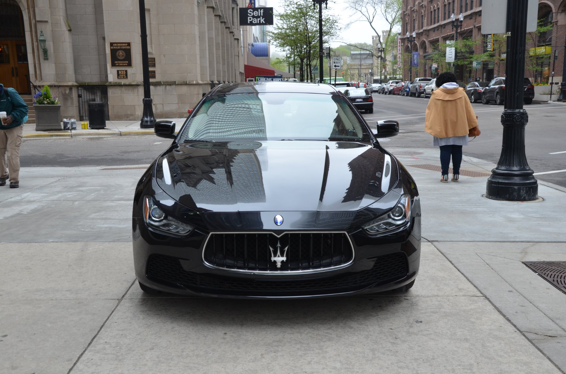 2015 maserati ghibli stock m386 for sale near chicago. Black Bedroom Furniture Sets. Home Design Ideas