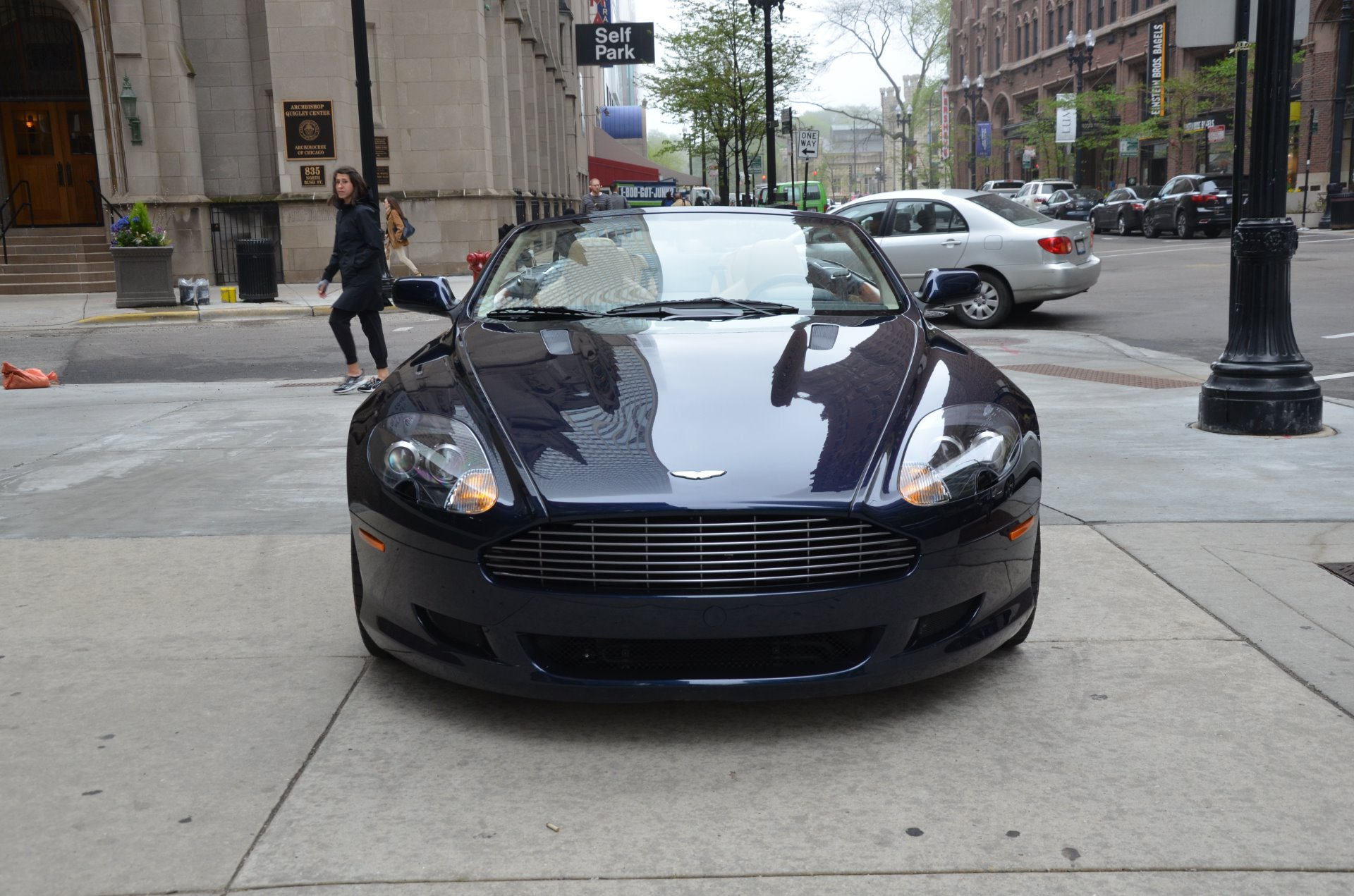2006 aston martin db9 volante stock gc1951 for sale near. Black Bedroom Furniture Sets. Home Design Ideas