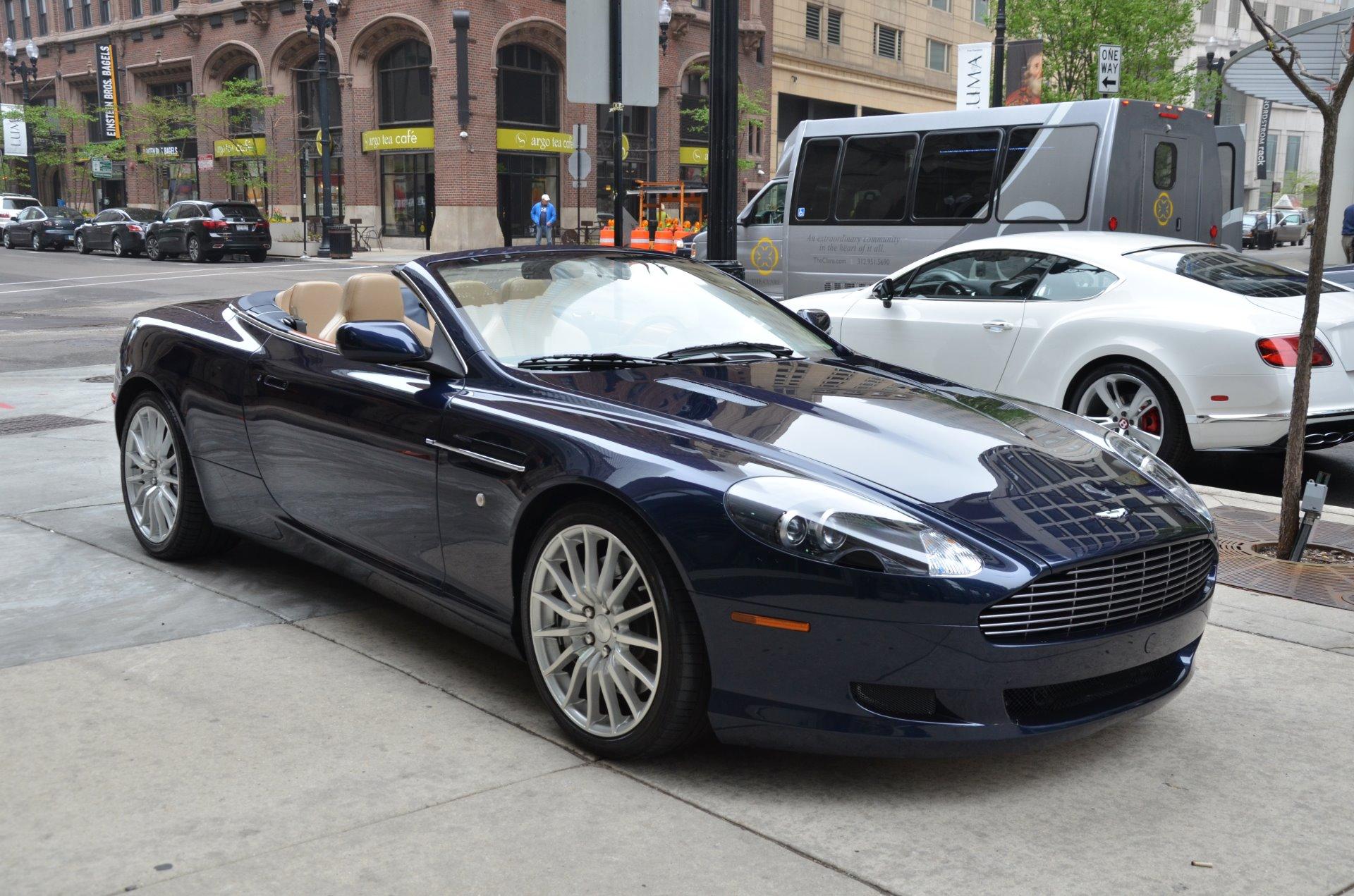Aston Martin DB Volante Stock GC For Sale Near Chicago - 2006 aston martin db9 for sale