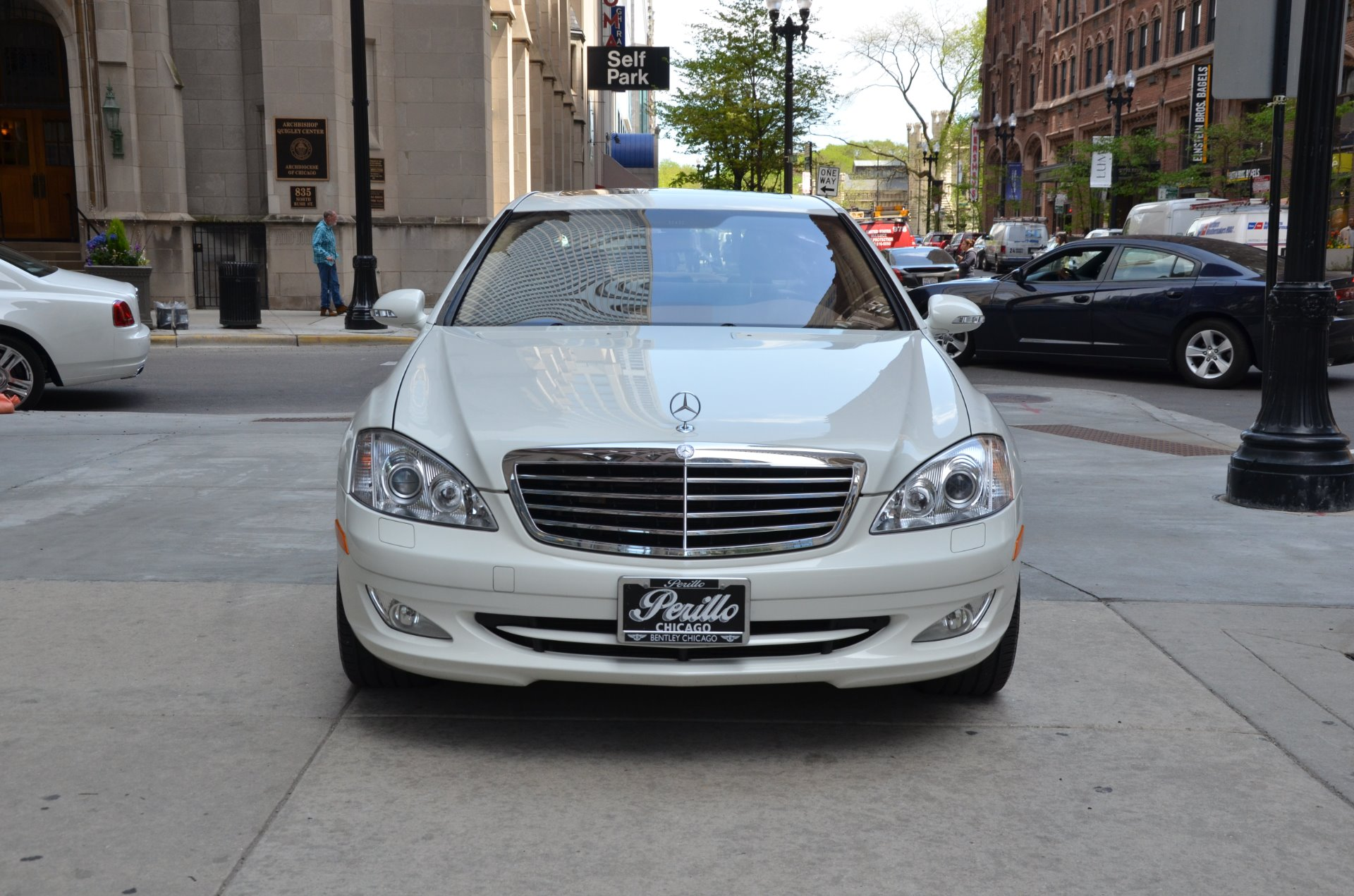 2008 mercedes benz s class s550 stock gc1952a for sale for Mercedes benz dealerships in chicago area