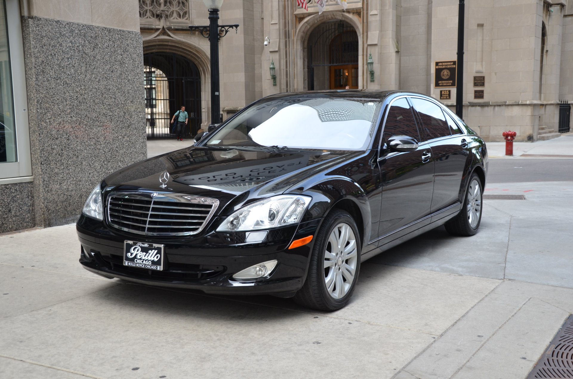 2008 Mercedes-Benz S-Class S550 4MATIC Stock # 71544 for ...