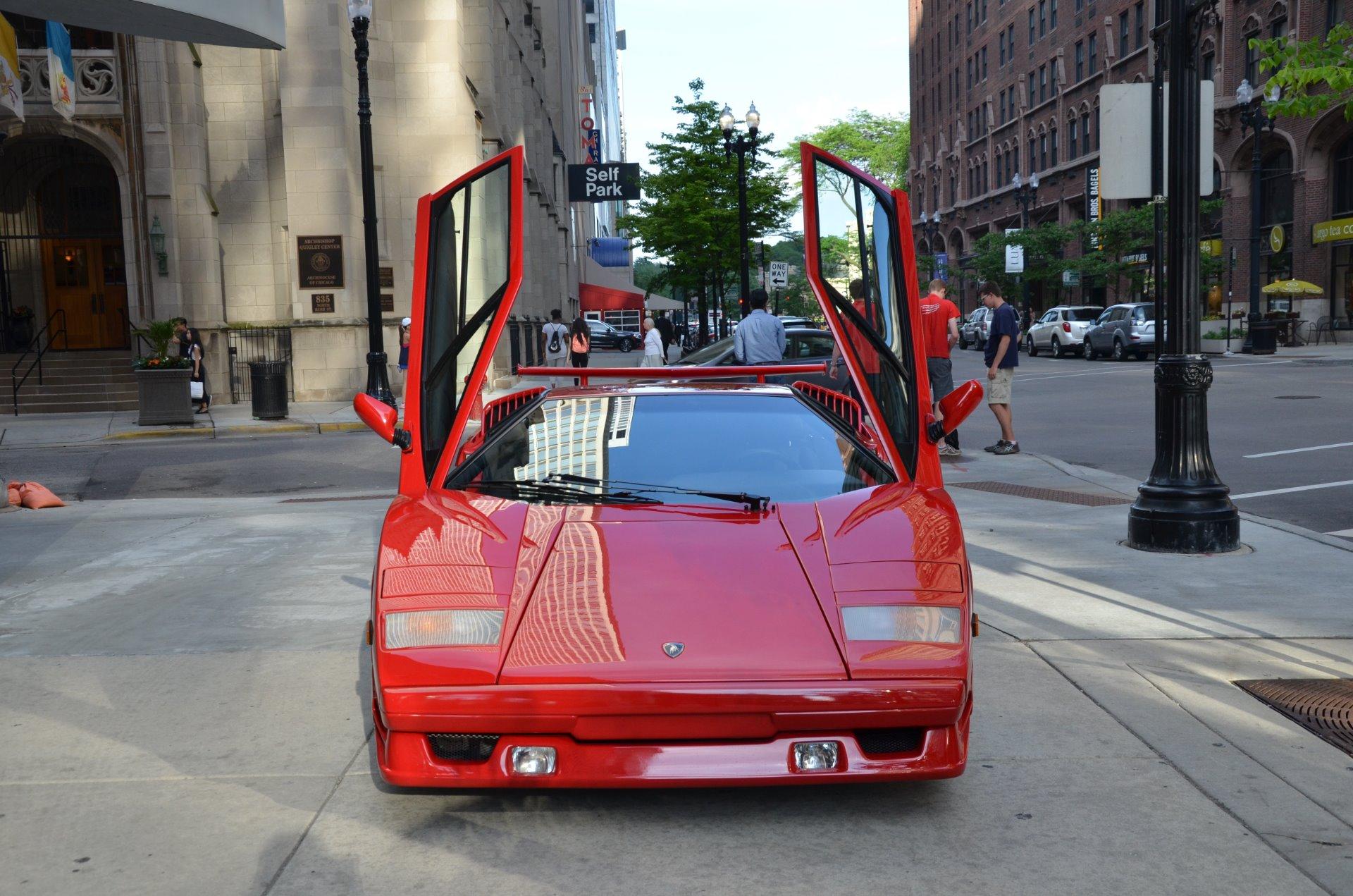 1990 Lamborghini Countach Stock Gc Chris50 For Sale Near