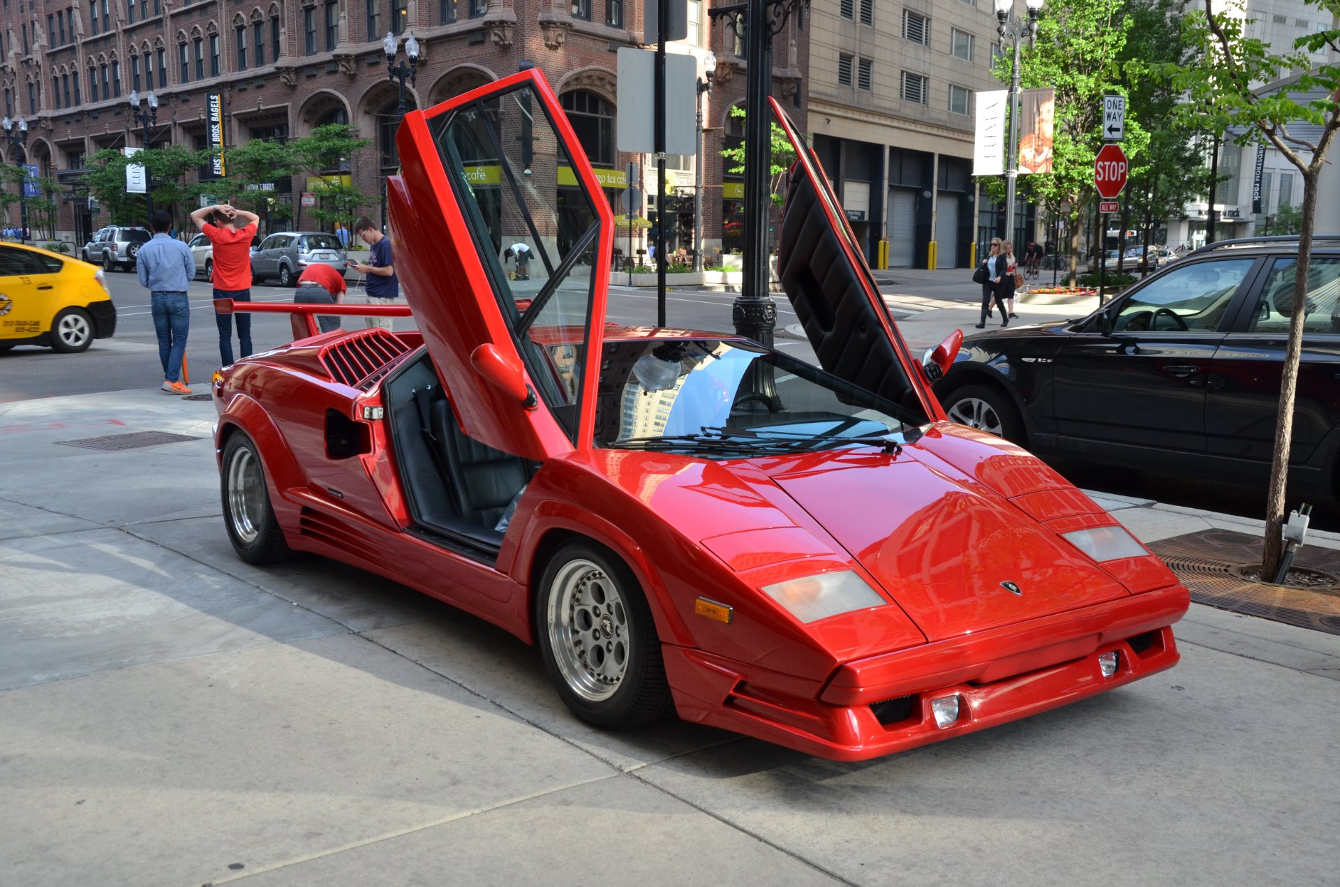 1990 lamborghini countach stock gc chris50 for sale near chicago il il lamborghini dealer. Black Bedroom Furniture Sets. Home Design Ideas