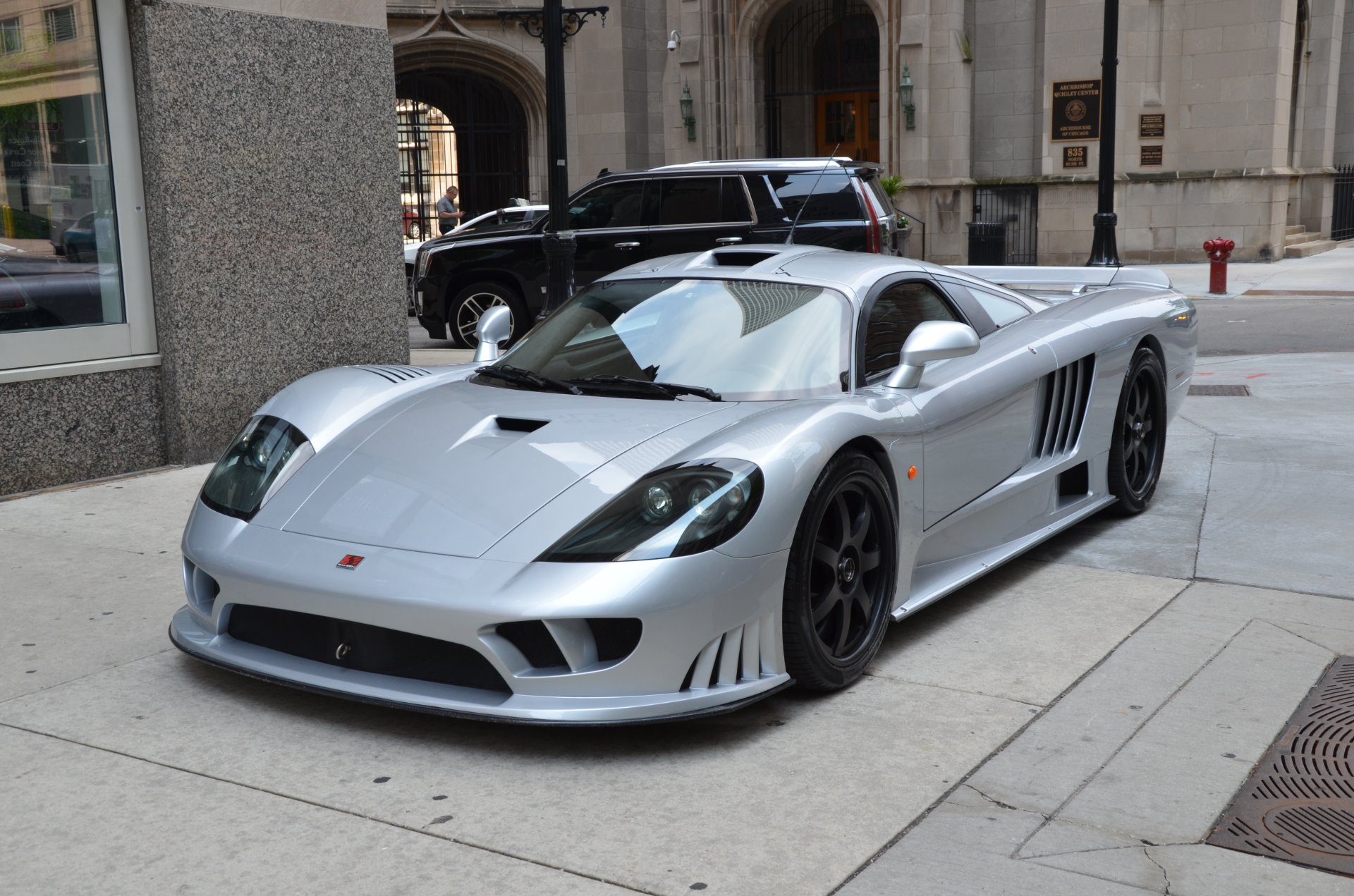 Used 2003 saleen s7 chicago il