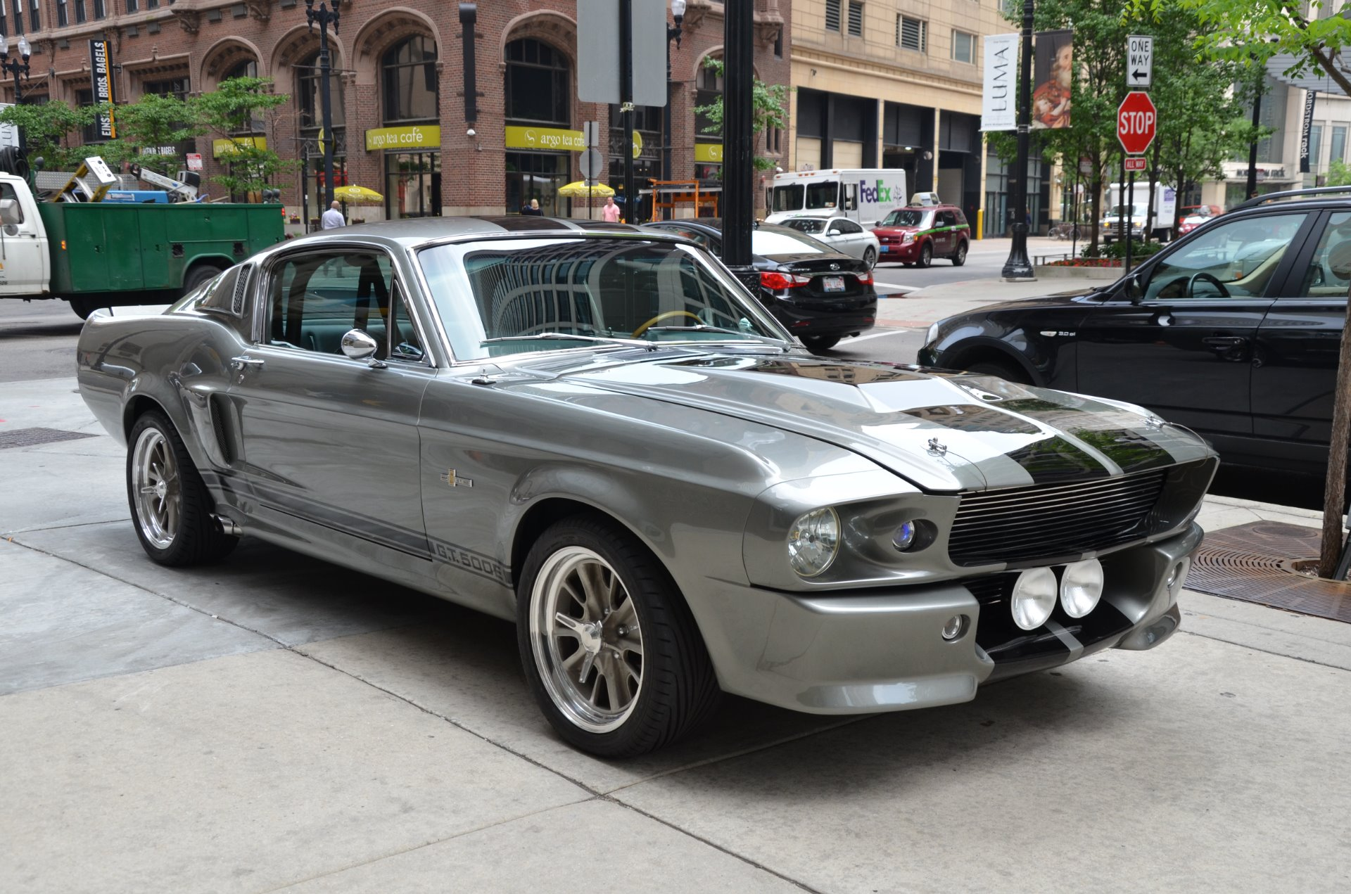 Used 1967 shelby gt500 e chicago il