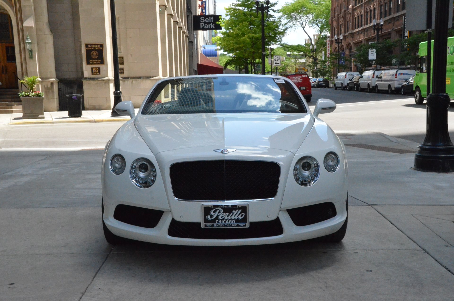 2013 Bentley Continental GTC V8 Stock # GC1956 for sale near Chicago ...