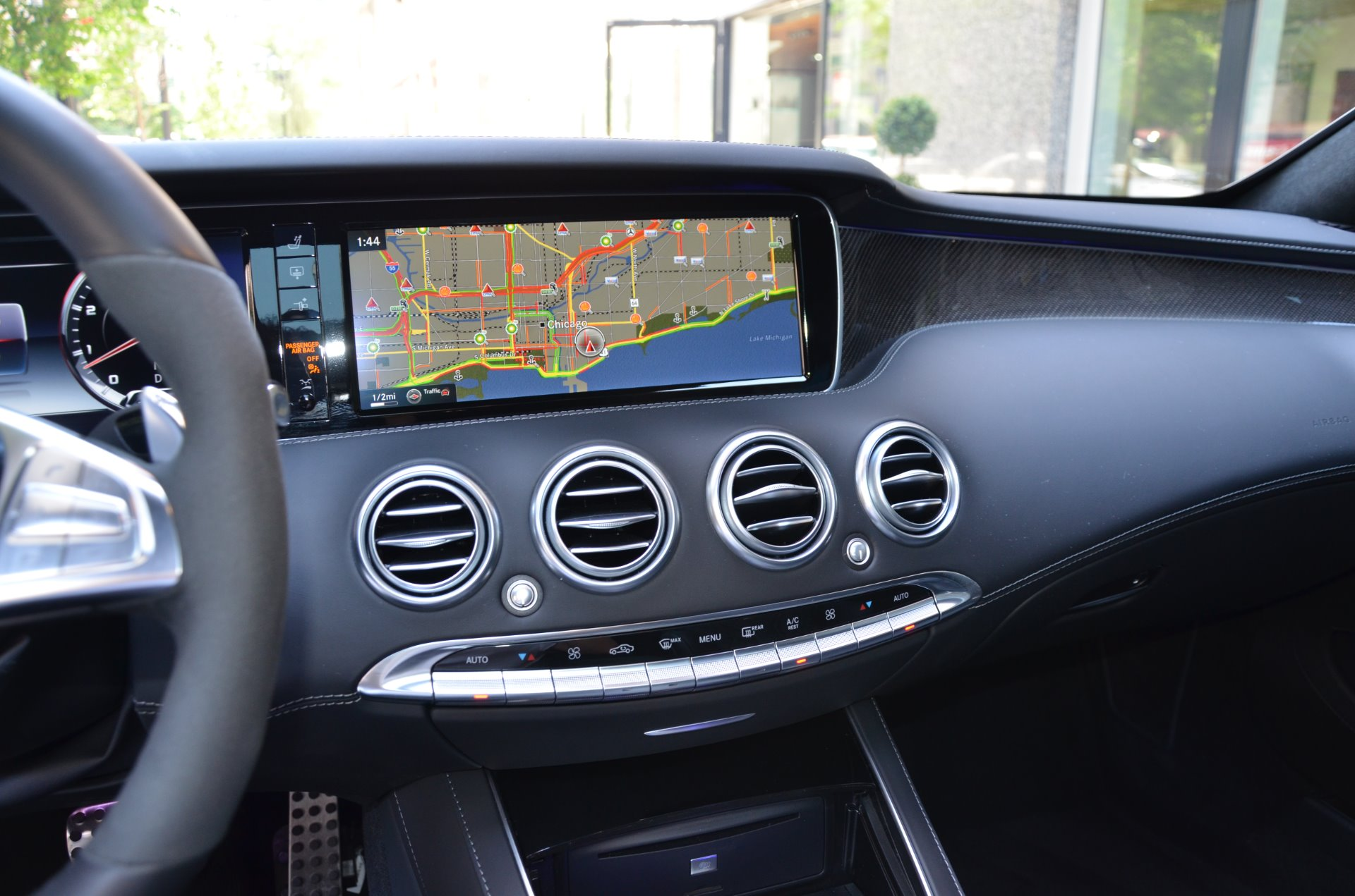 2015 Mercedes Benz S Class S63 AMG Stock B787A for sale near