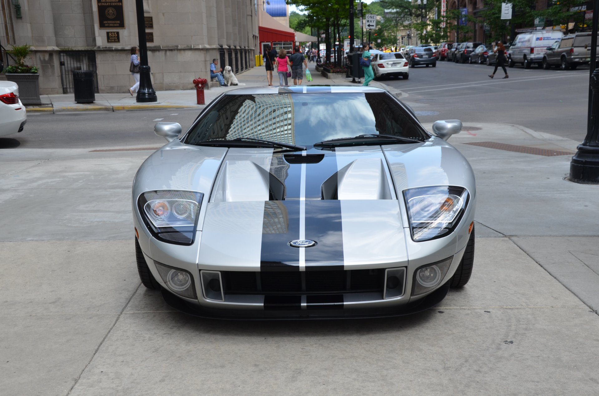 2005 ford gt stock 01960 for sale near chicago il il ford dealer. Black Bedroom Furniture Sets. Home Design Ideas