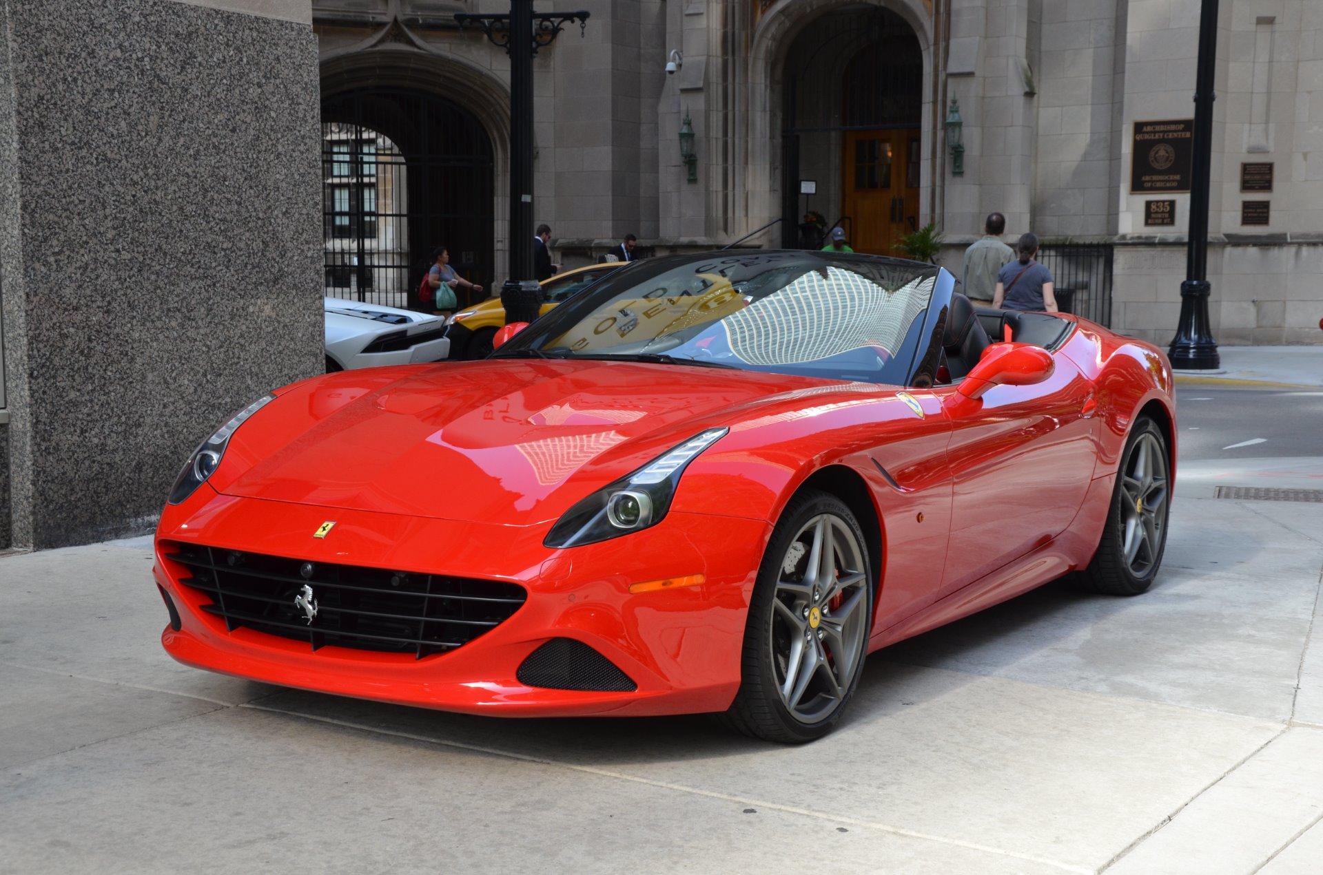 2015 Ferrari California T Stock Bs06566 S For Sale Near Chicago Il Il Ferrari Dealer