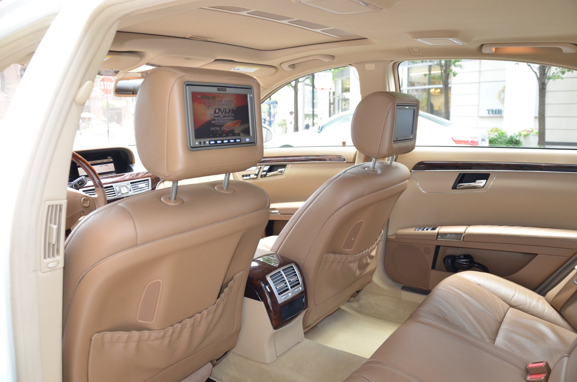 2007 Mercedes Benz S Class S550 Stock R264AA for sale near Chicago