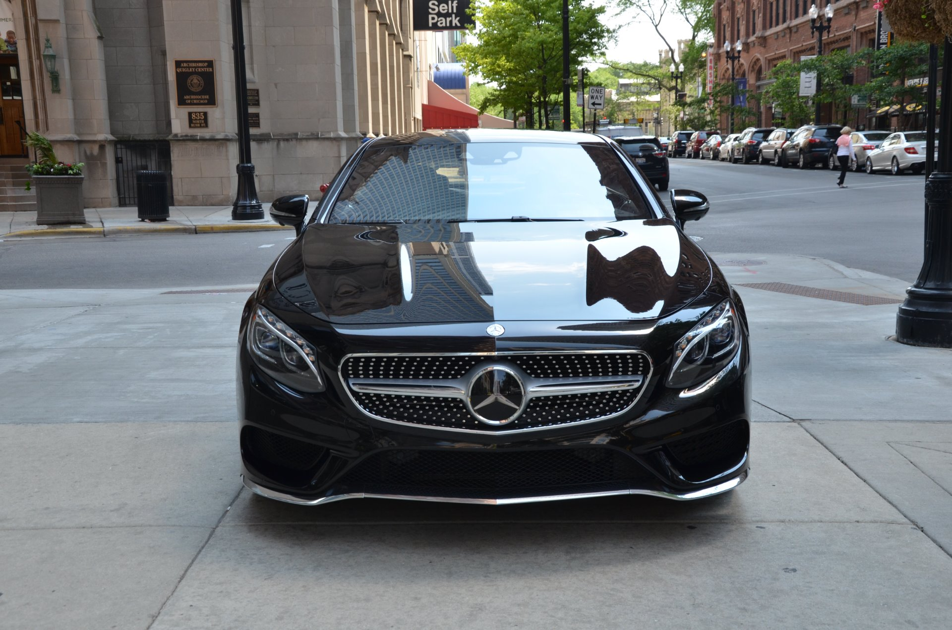 2015 mercedes benz s class s550 4matic stock b786a for for Mercedes benz chicago il