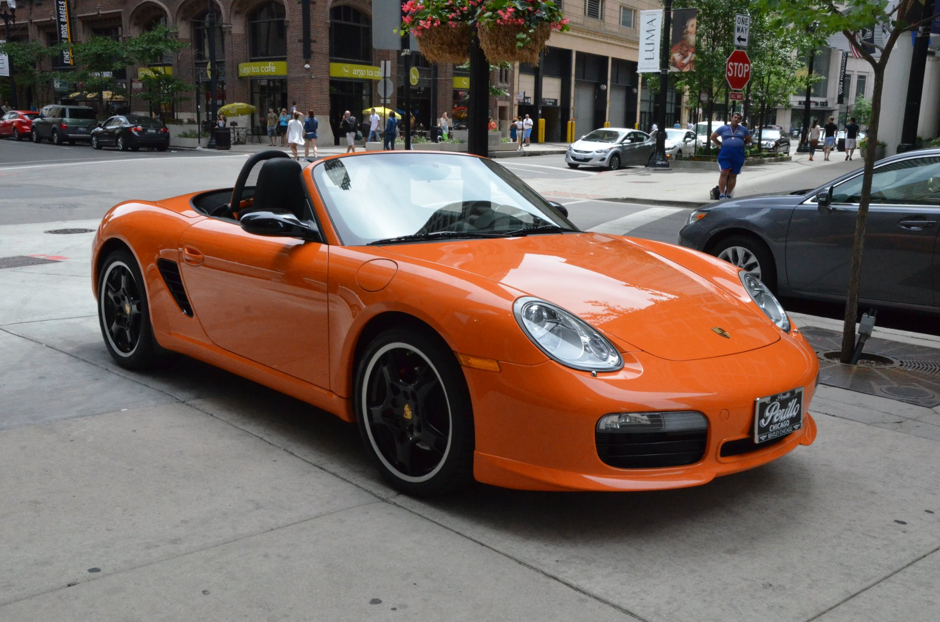 2008 porsche boxster convertible s limited edition s stock. Black Bedroom Furniture Sets. Home Design Ideas