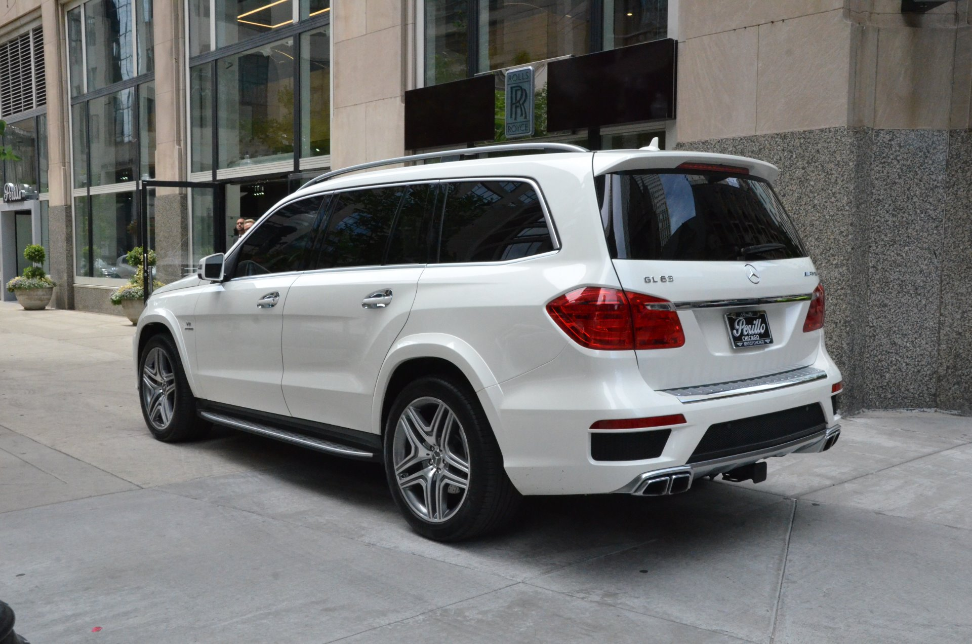 2014 mercedes benz gl class gl63 amg stock r274ab for sale near chicago il il mercedes benz. Black Bedroom Furniture Sets. Home Design Ideas