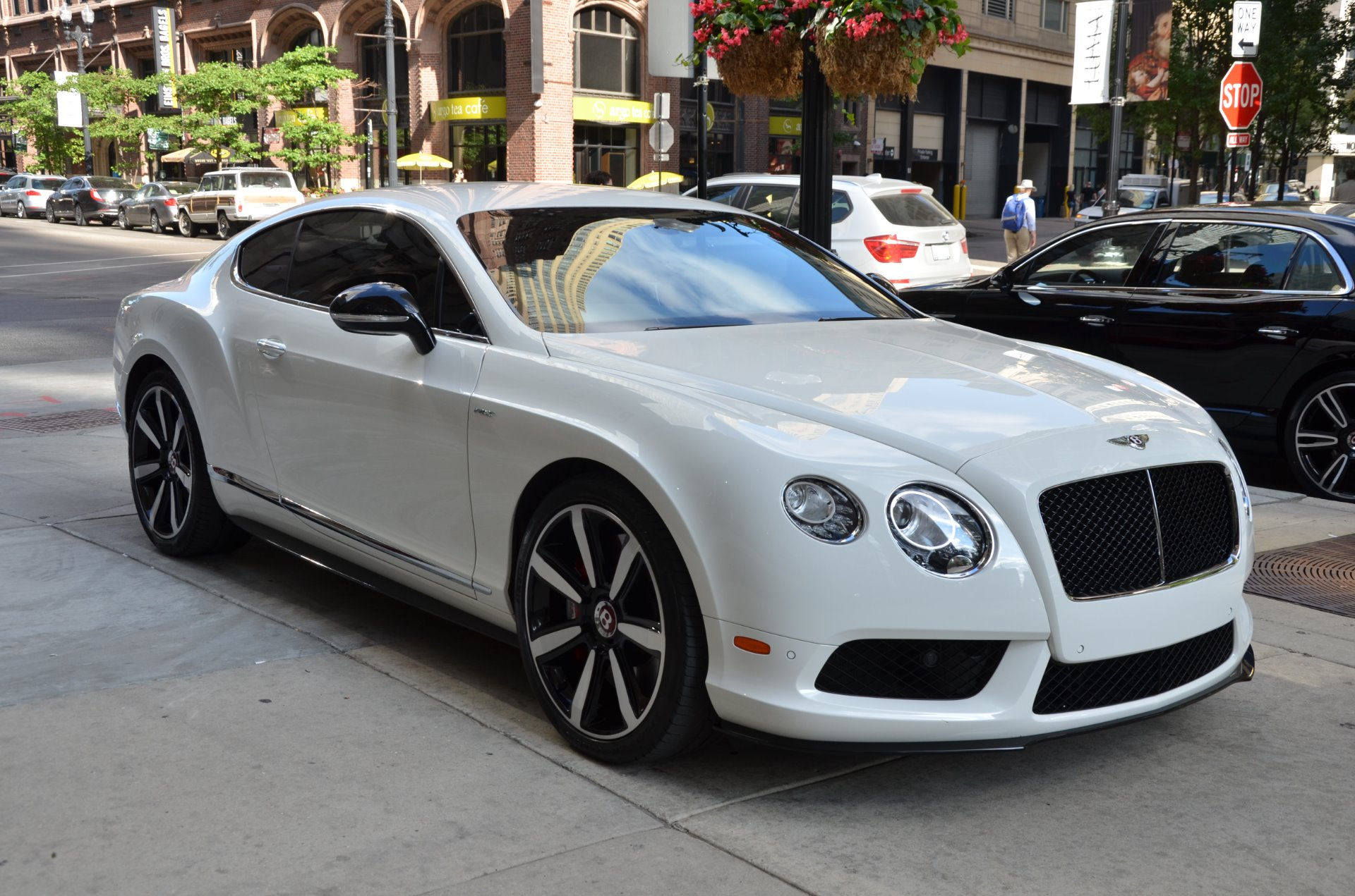2014 Bentley Continental GT V8 S Stock # 95874 for sale near Chicago ...
