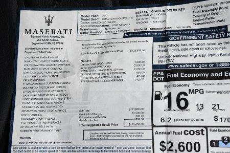 Used 2017 Maserati GranTurismo Sport | Chicago, IL