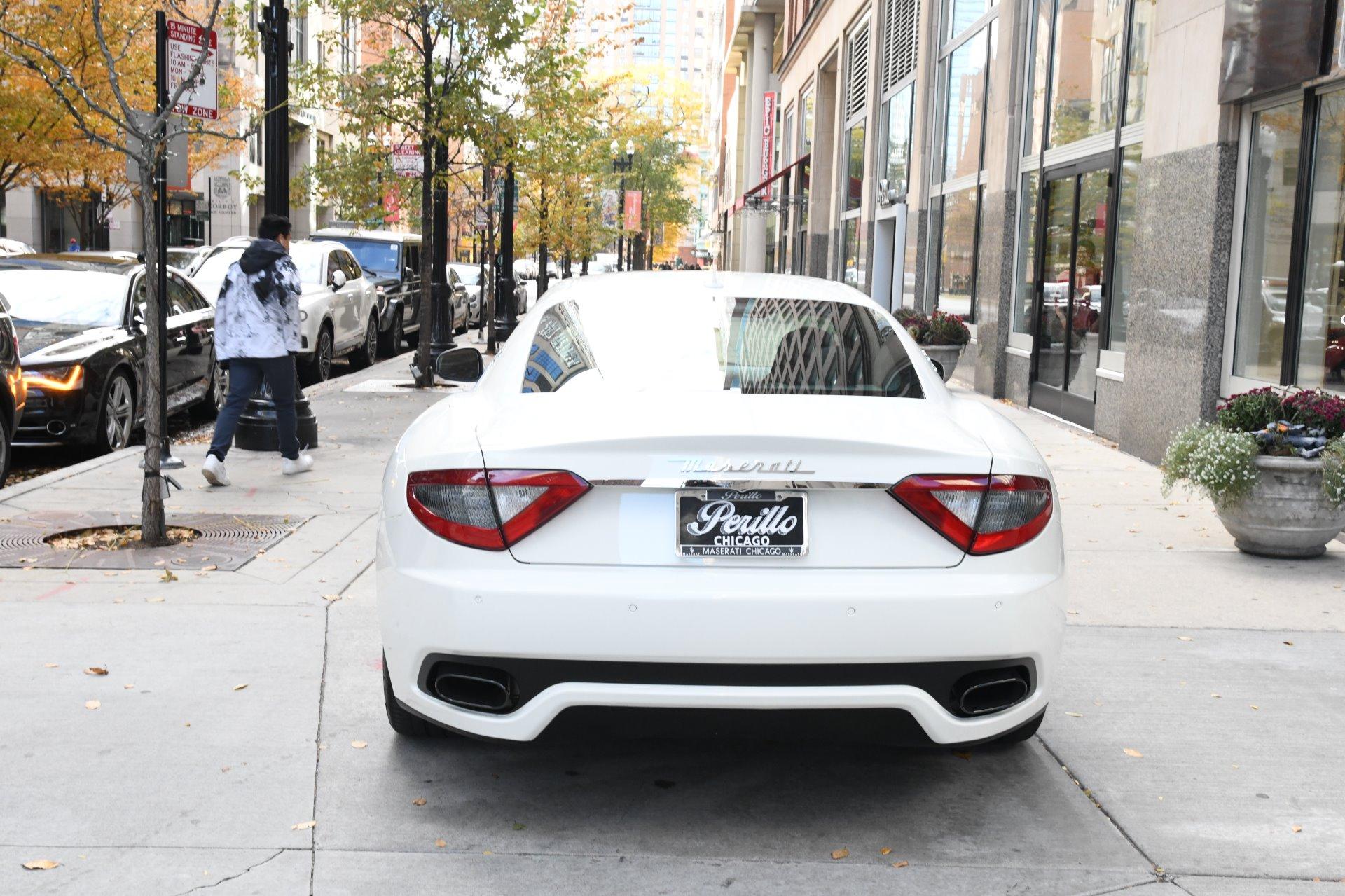 New 2017 Maserati Granturismo Sport Chicago Il
