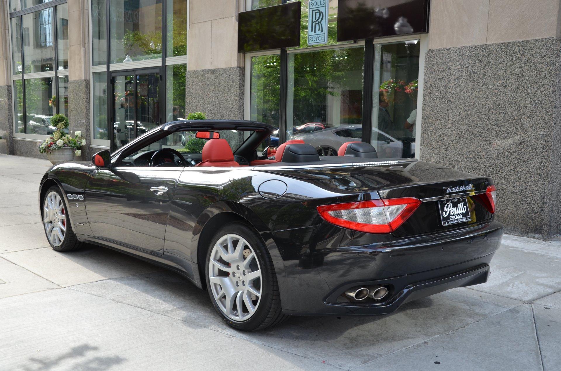 2017 Maserati Granturismo Convertible Stock M515 For