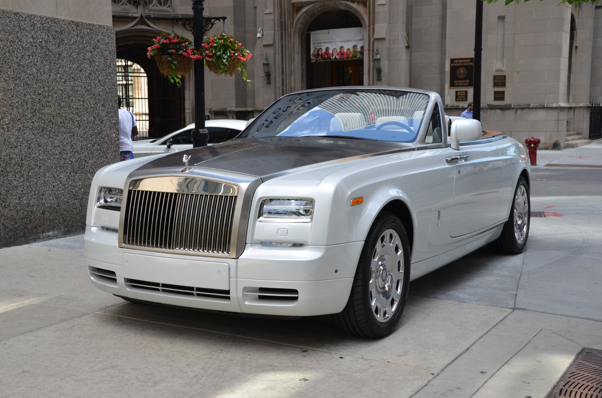 Used 2017 Rolls Royce Phantom Drophead Coupe Chicago Il