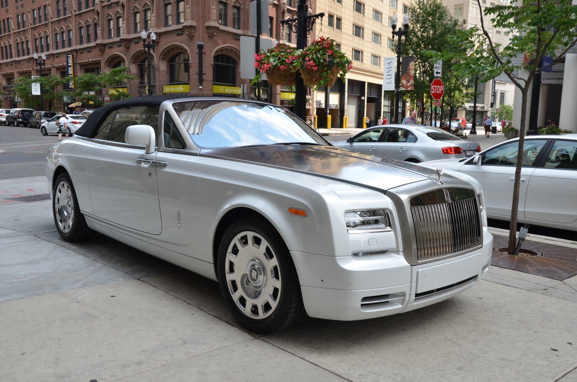 New 2017 Rolls-Royce Phantom Drophead Coupe  | Chicago, IL