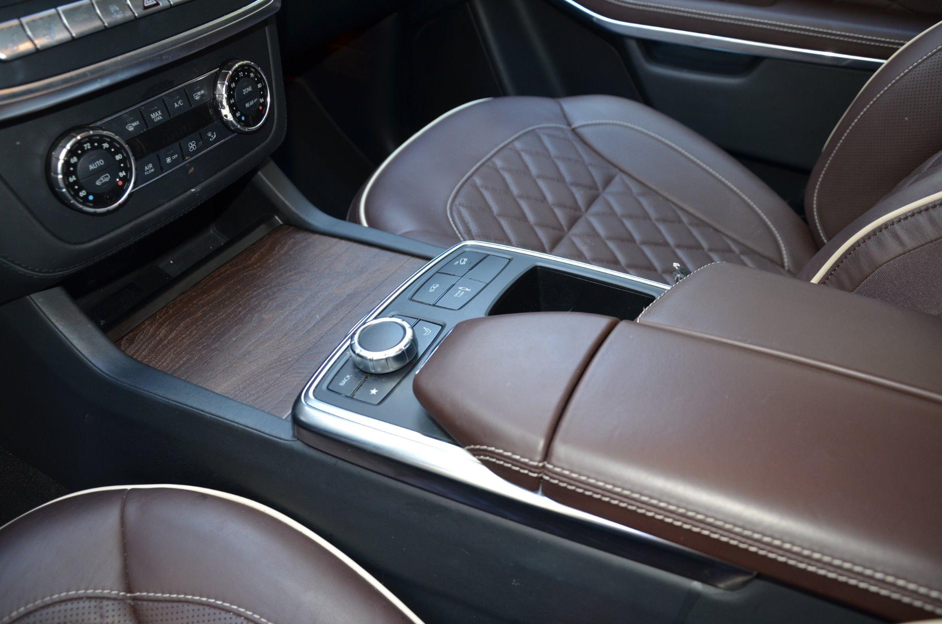2015 Mercedes Benz Gl Class Gl550 4matic Stock Gc