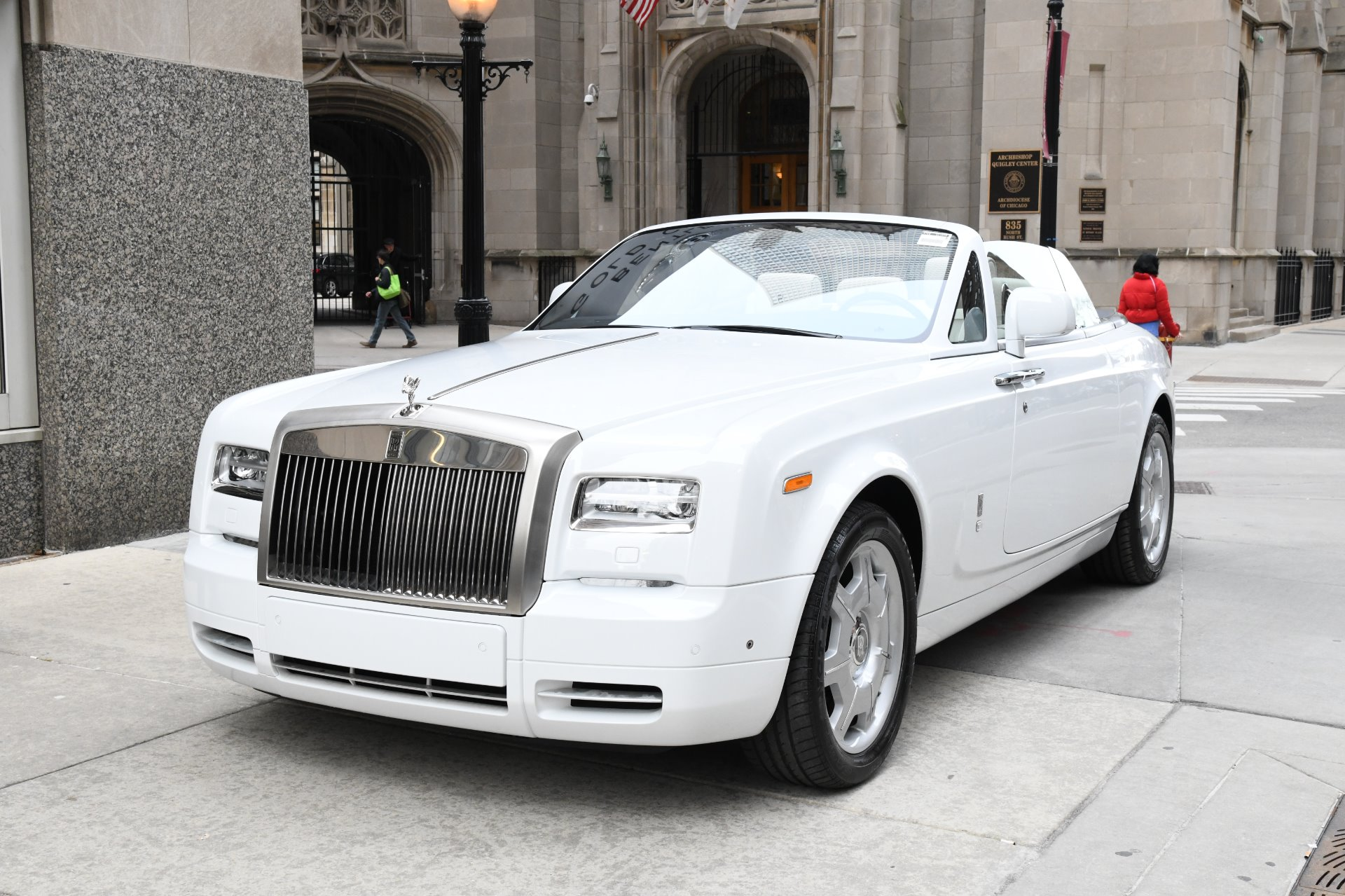 Used 2015 Rolls-Royce Phantom Drophead Coupe  | Chicago, IL