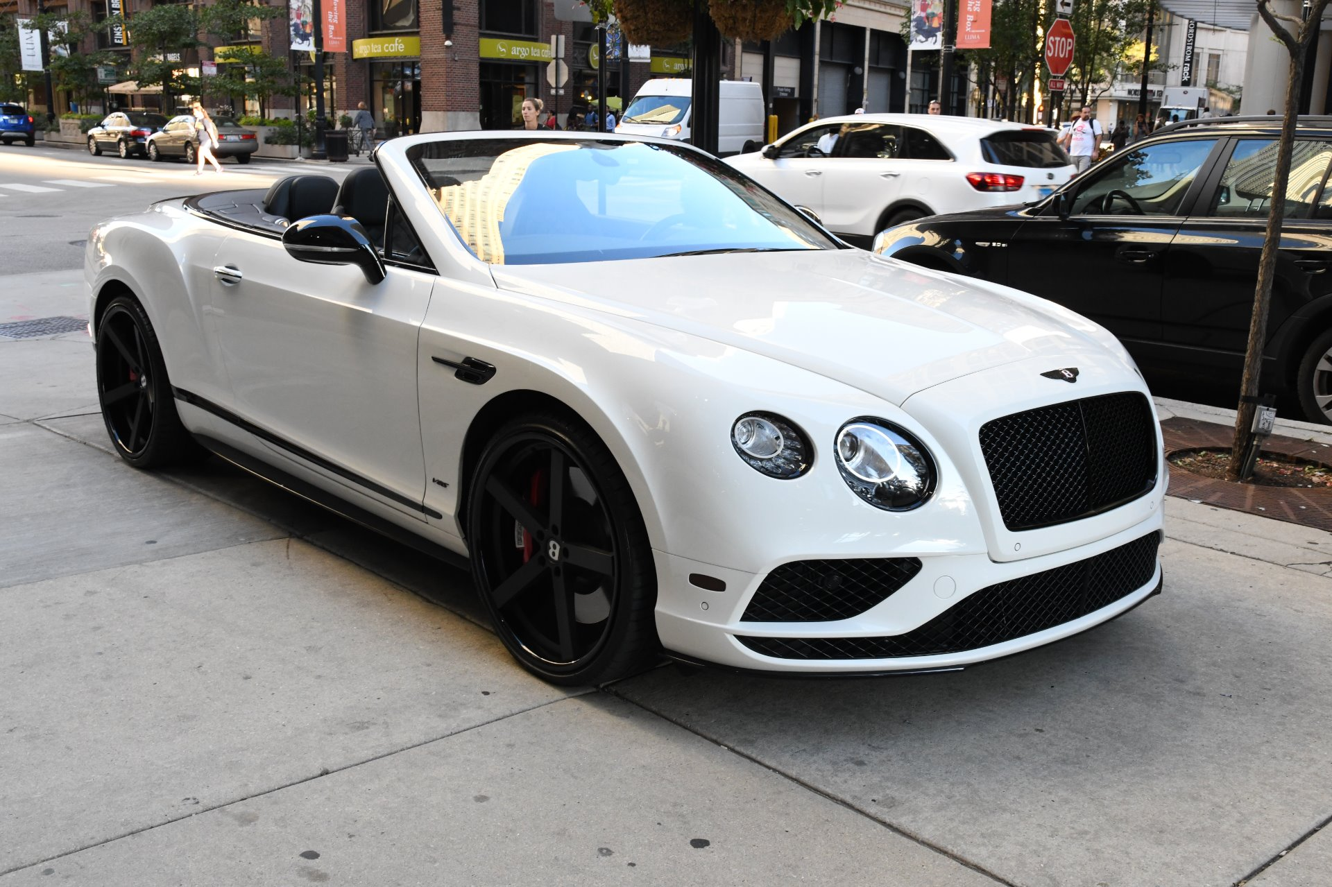 2016 Bentley Continental Gtc V8 S Stock Gc2171a For Sale