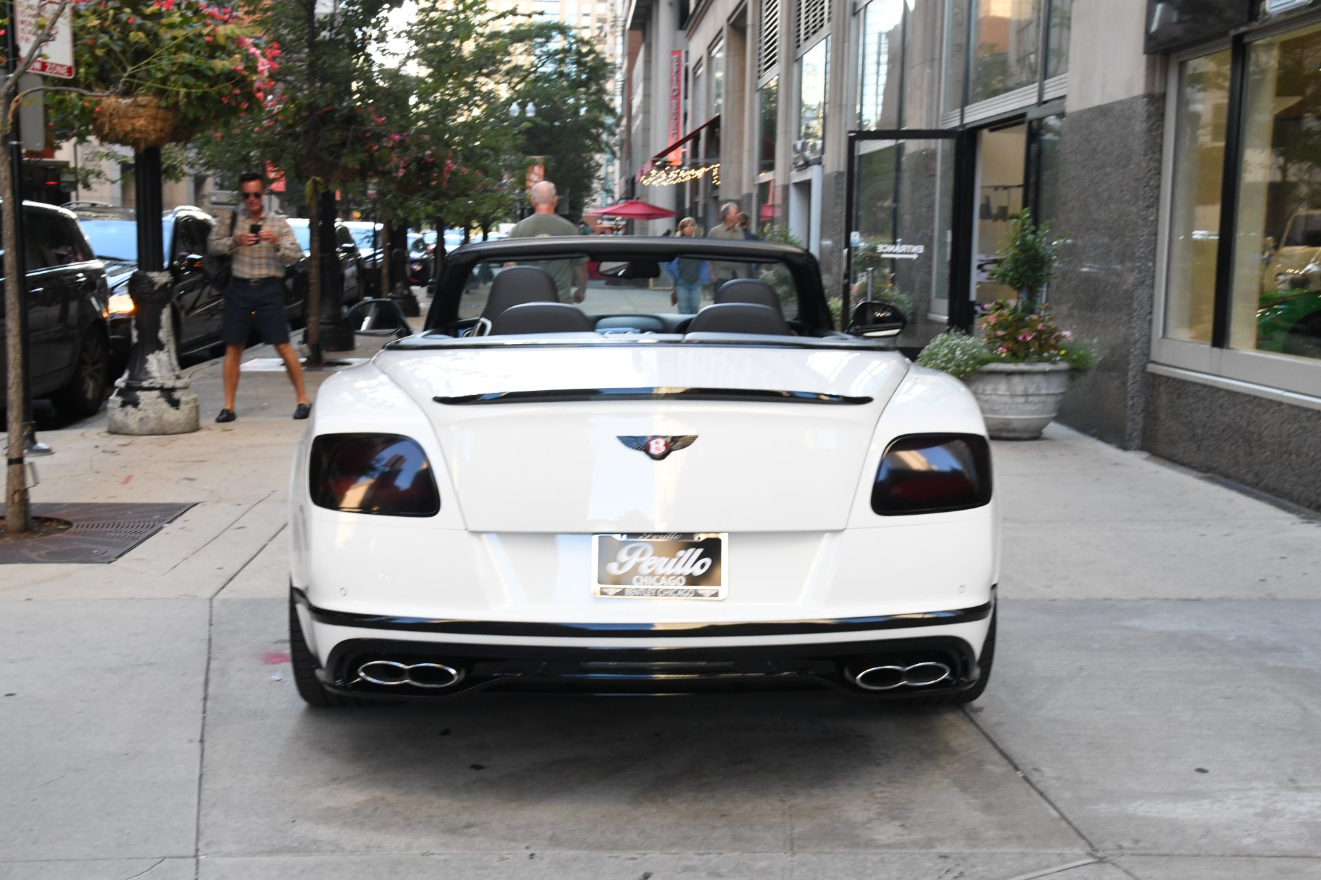 2016 Bentley Continental Gtc V8 S Stock L373a For Sale