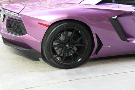 Used 2016 Lamborghini Aventador Roadster LP 700-4 Roadster | Chicago, IL