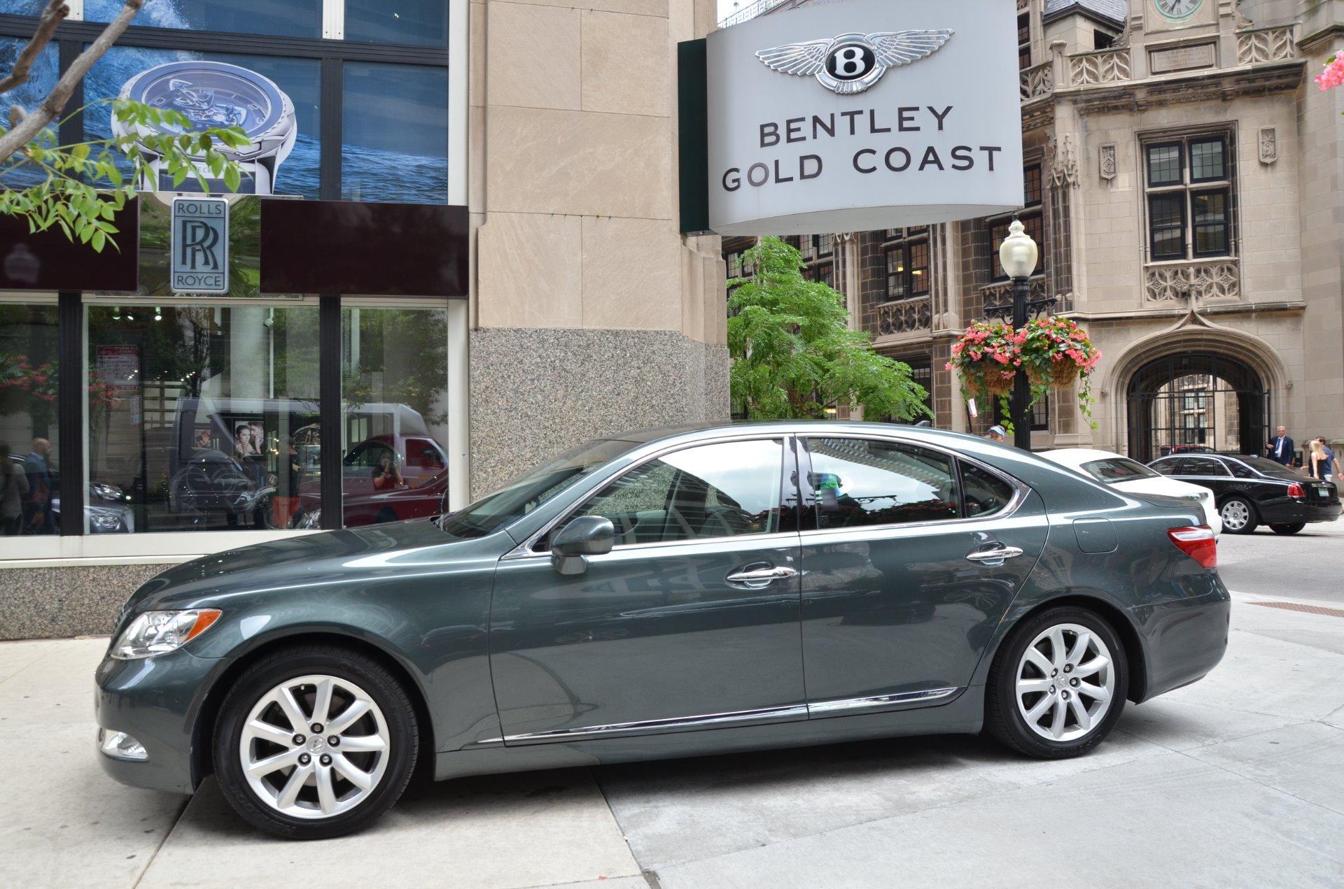 2007 Lexus LS 460 Stock # 50741 for sale near Chicago, IL   IL Lexus ...