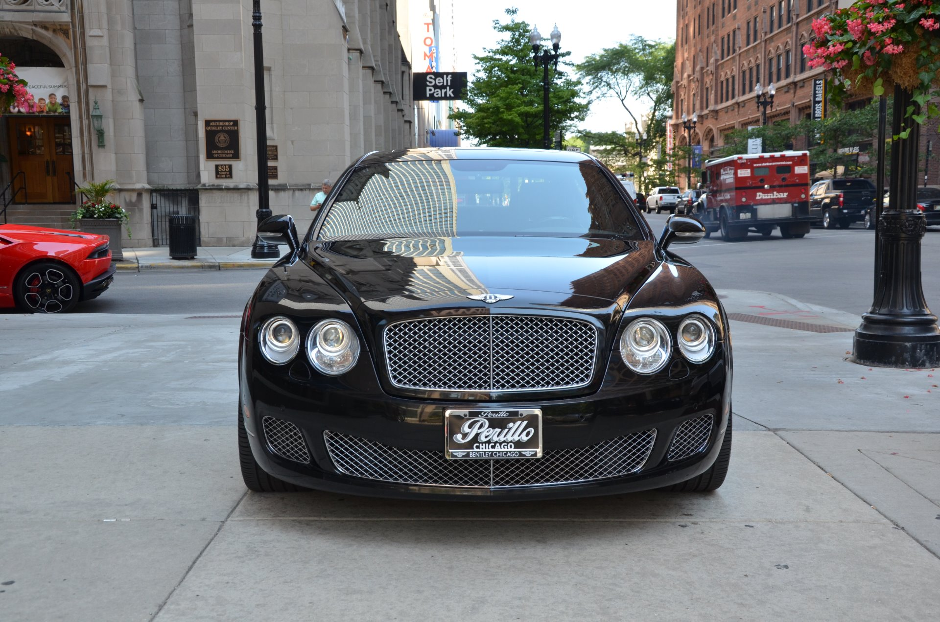 2010 bentley continental flying spur