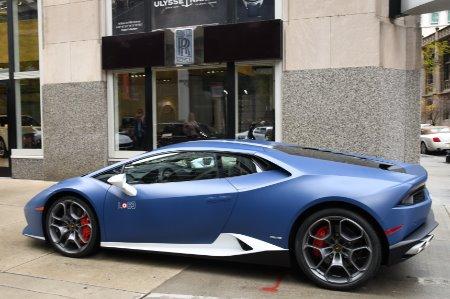 Used 2017 Lamborghini Huracan SE Avio MY17 | Chicago, IL