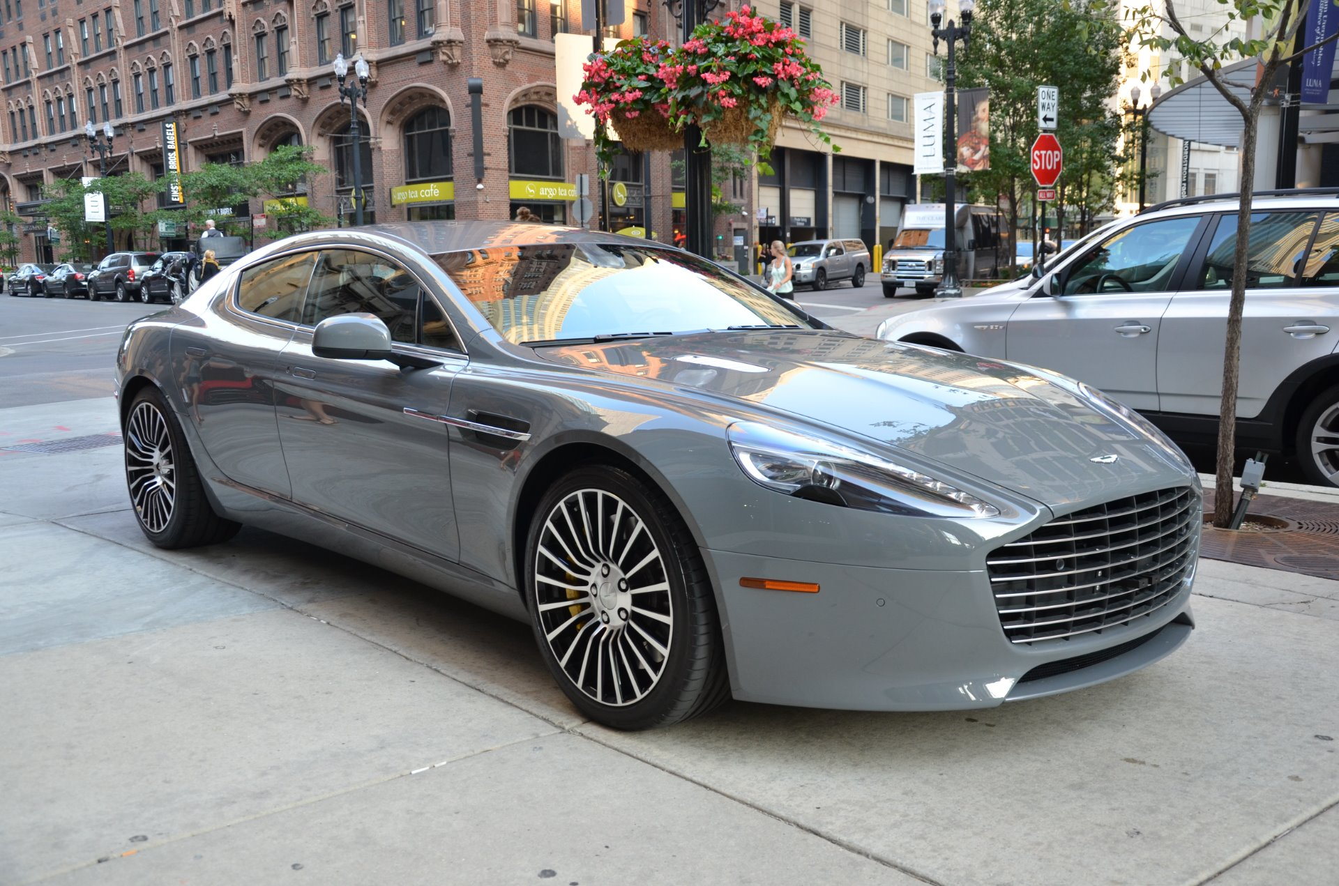 2015 aston martin rapide s stock gc2015 s for sale near chicago il il aston martin dealer. Black Bedroom Furniture Sets. Home Design Ideas