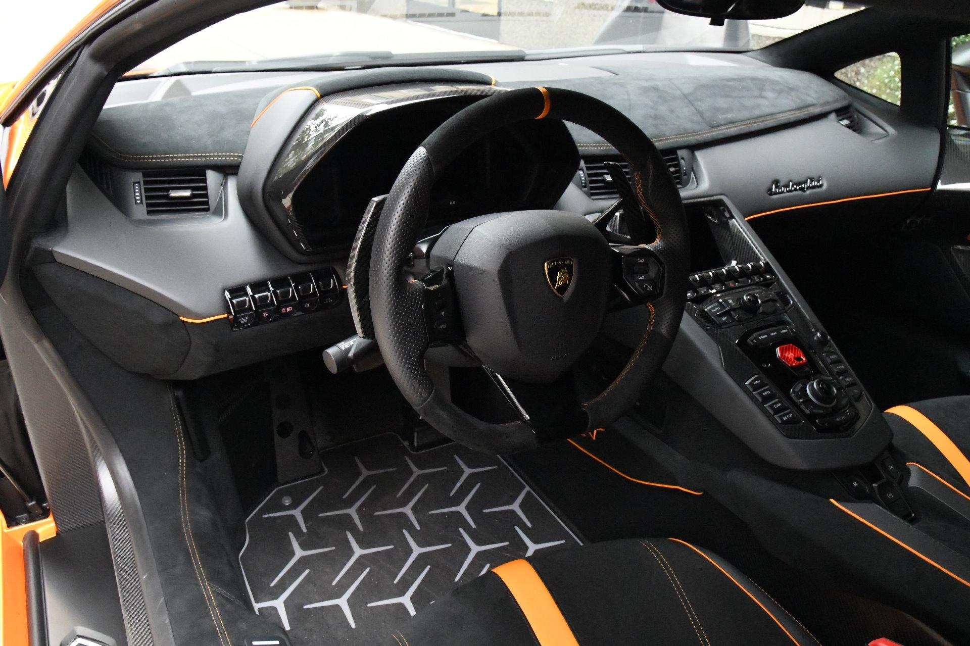 Used 2017 Lamborghini Aventador SV SV | Chicago, IL