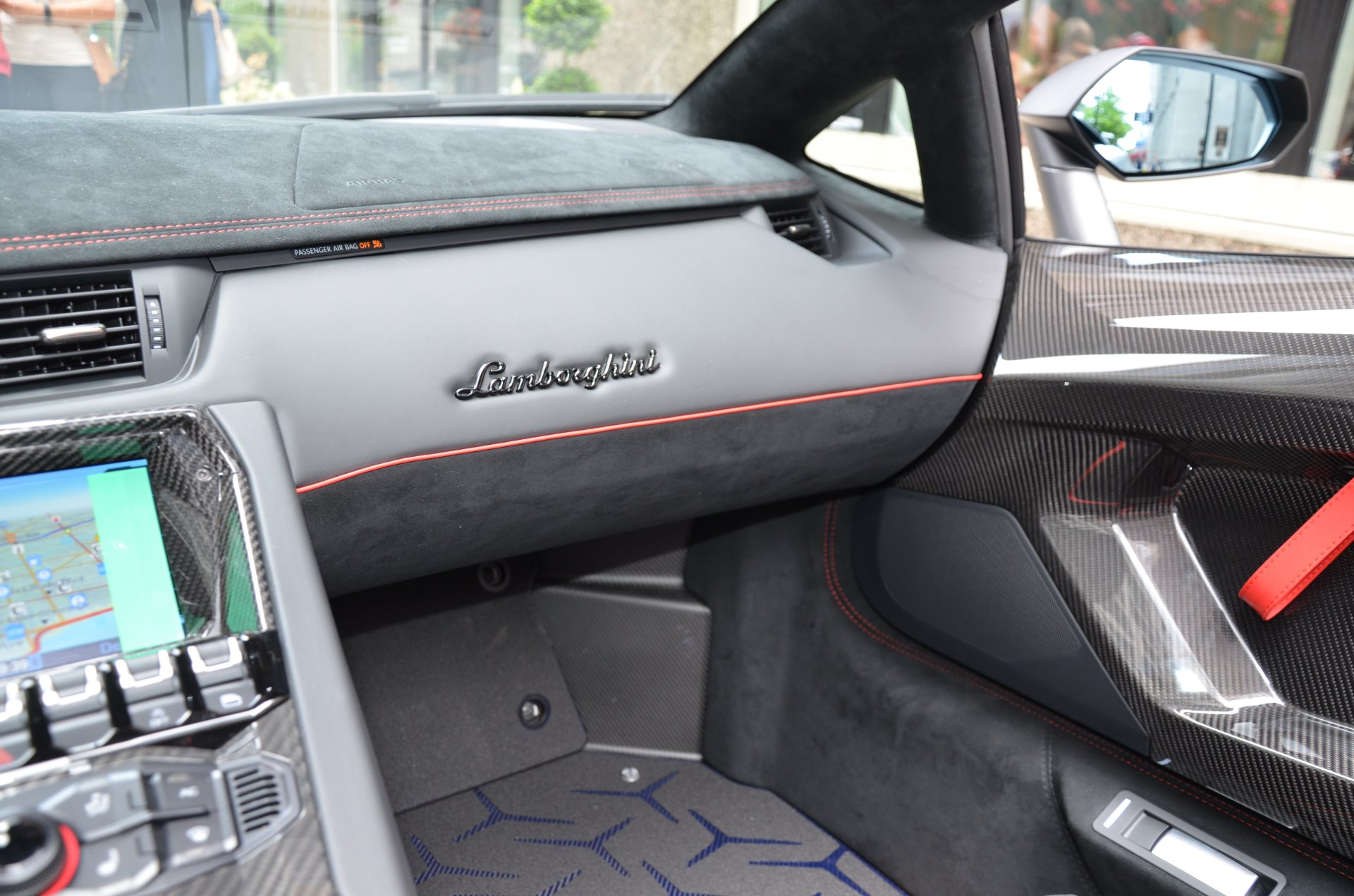2017 Lamborghini Aventador Roadster SV SV Stock for sale