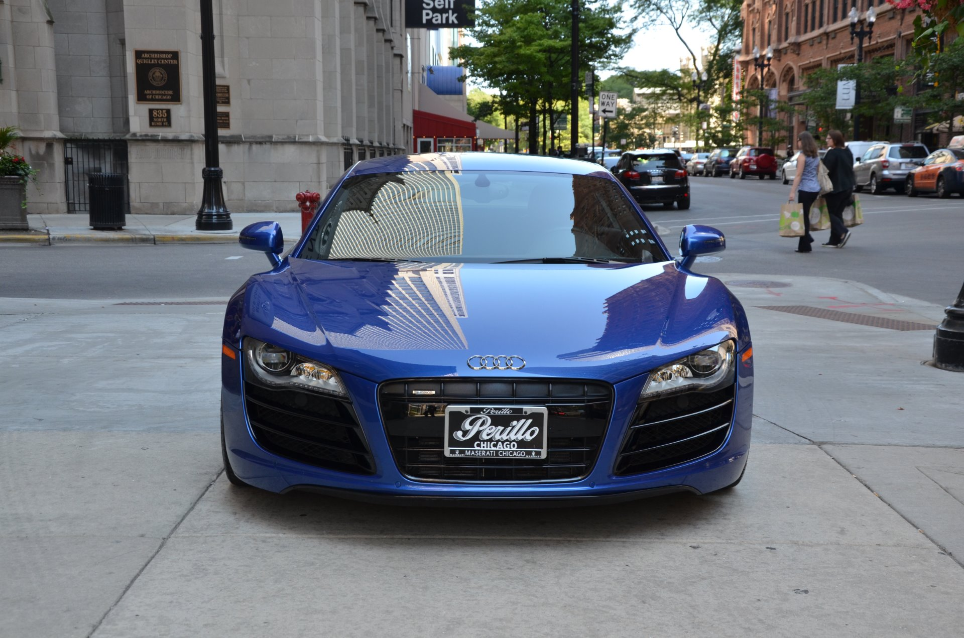 2012 audi r8 5 2 quattro stock gc mir94 for sale near. Black Bedroom Furniture Sets. Home Design Ideas