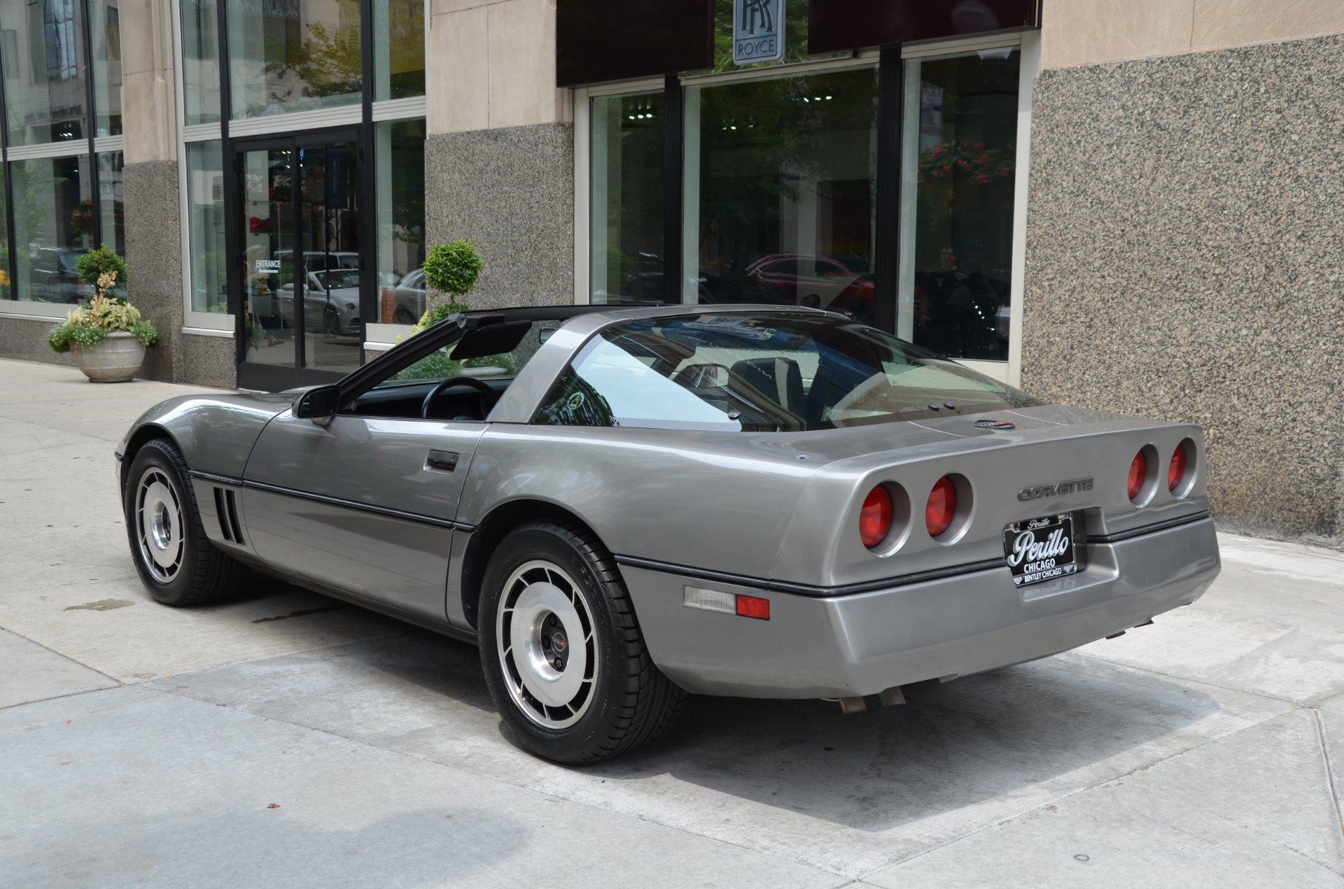 Kelebihan Kekurangan Corvette 1984 Murah Berkualitas