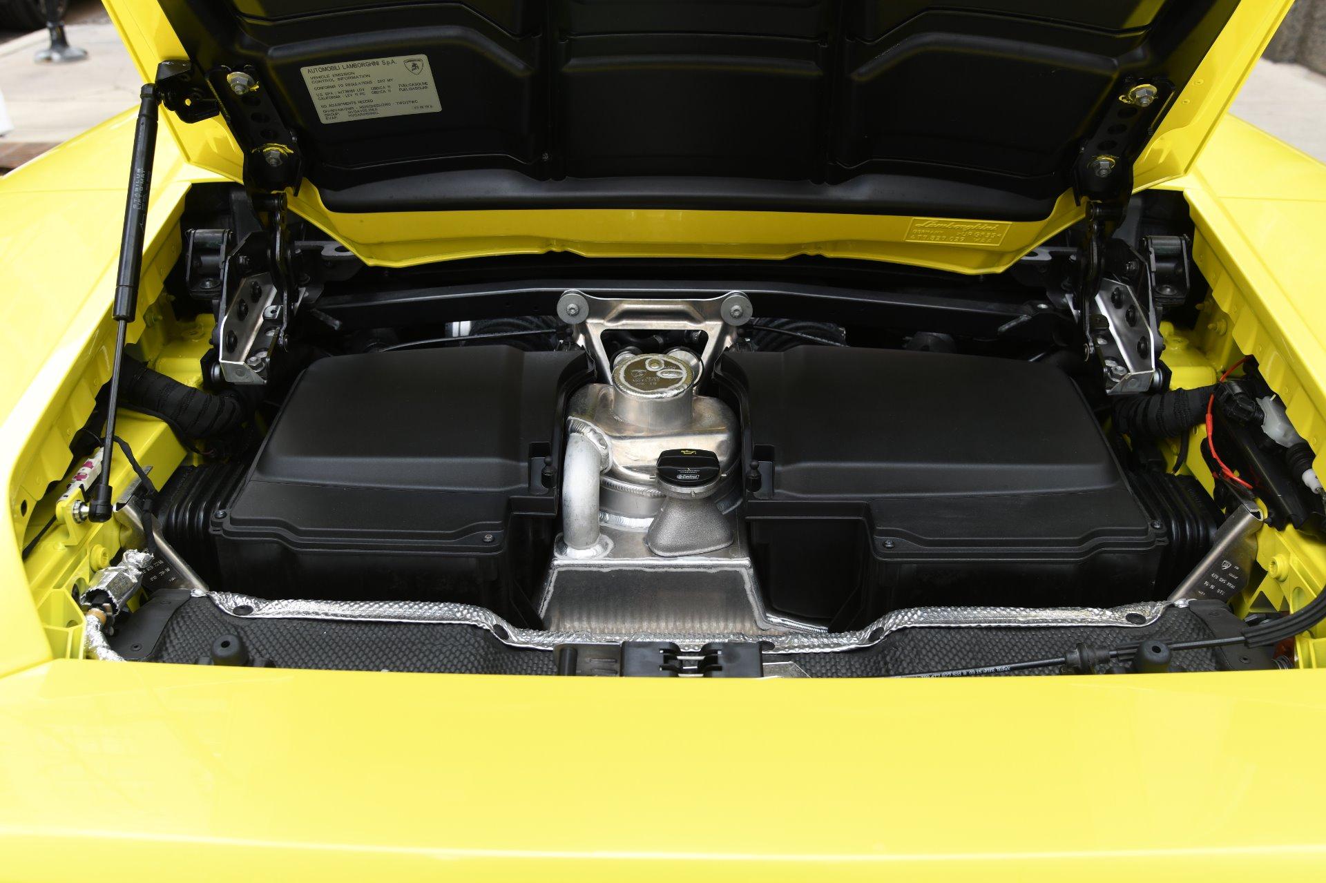 Used 2017 Lamborghini Huracan Spyder LP 610-4 Spyder   Chicago, IL