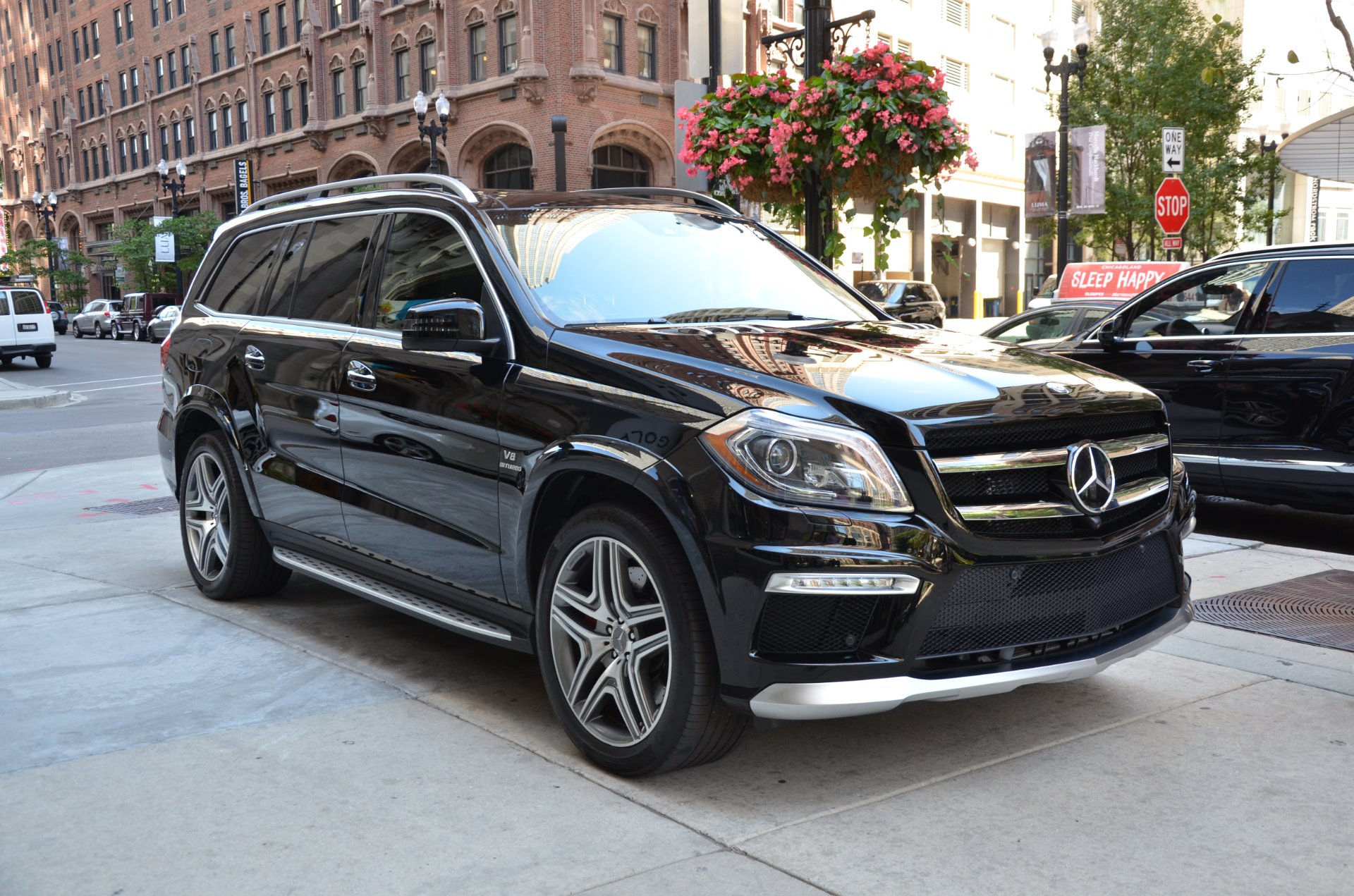 2016 mercedes benz gl class amg gl63 stock b800a for for Mercedes benz of naperville il