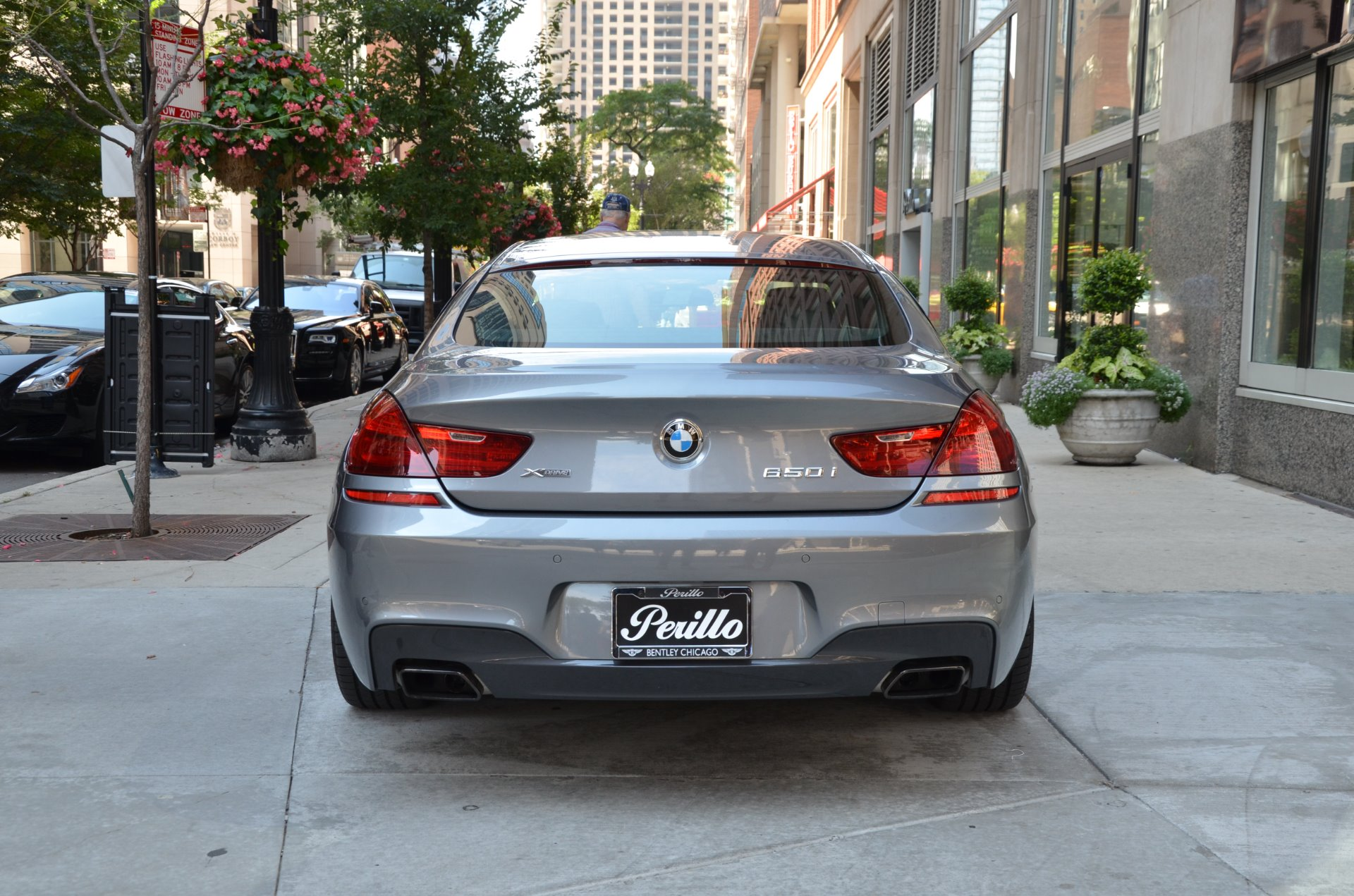 BMW Series I XDrive Gran Coupe Stock BA For Sale - 2015 bmw 650i coupe