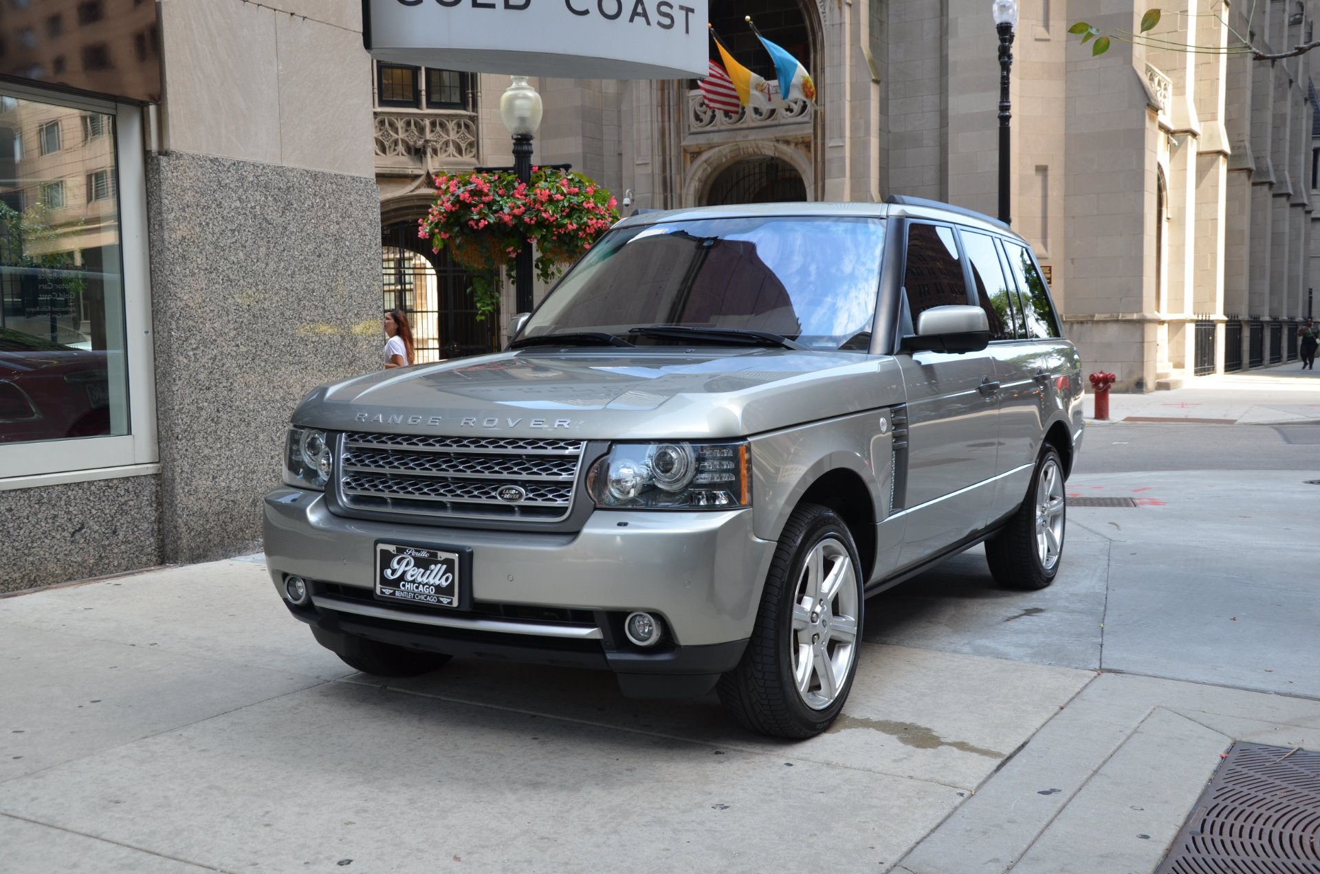 Land Rover Chicago >> 2010 Land Rover Range Rover Supercharged Stock B812b For