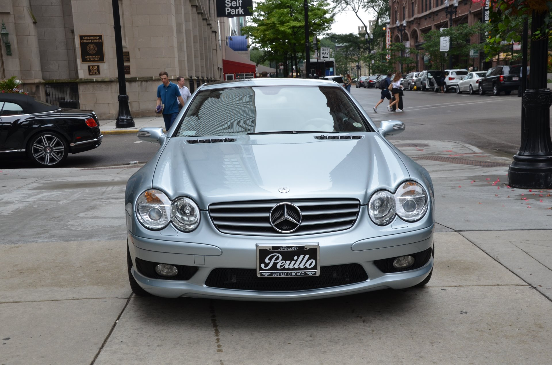 2005 mercedes benz sl class sl500 stock gc1669aa for for Mercedes benz 530 sl price