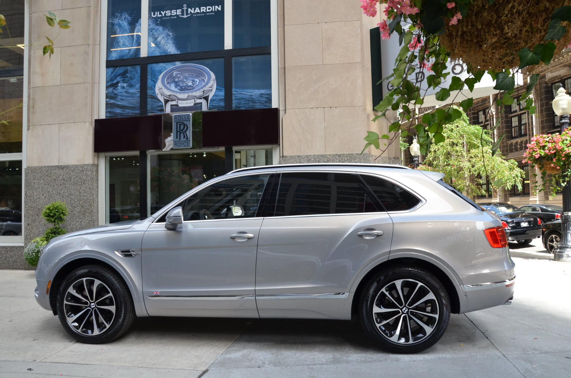 Used 2017 Bentley Bentayga W12 | Chicago, IL