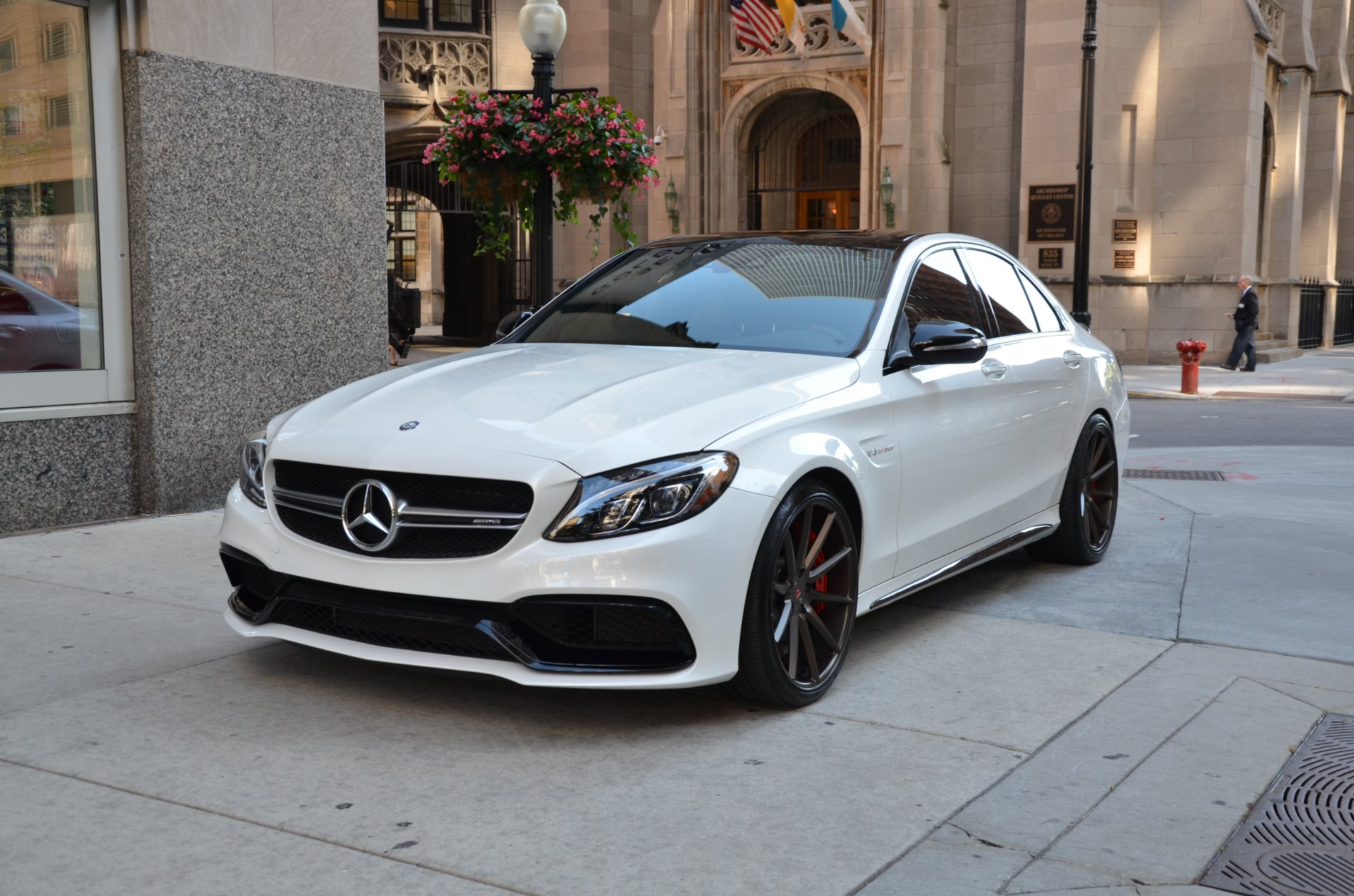 2015 mercedes benz c class c63 s amg stock gc charlie01 for Mercedes benz chicago dealers