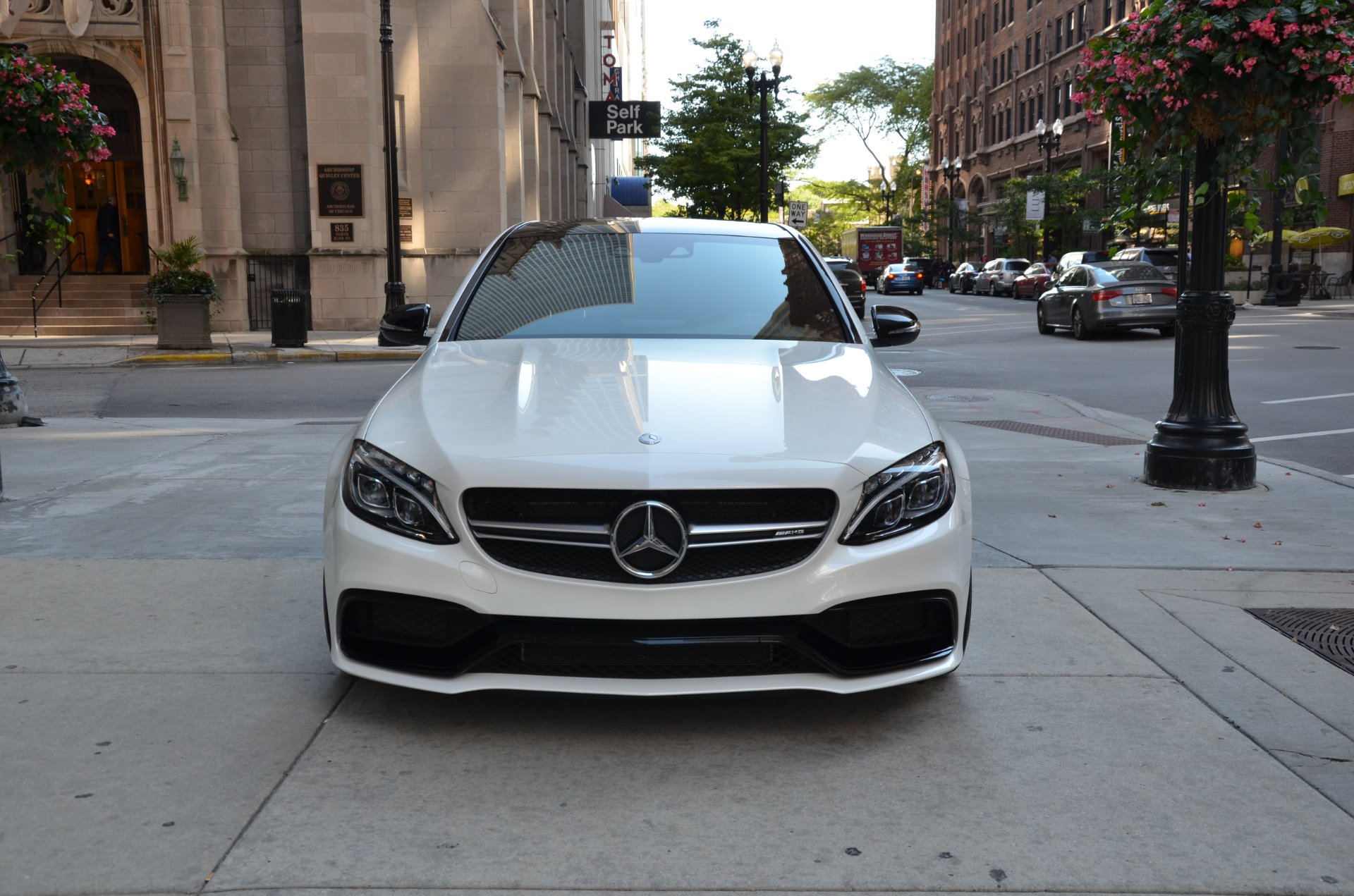 2015 mercedes benz c class c63 s amg stock gc charlie01 for sale near chicago il il. Black Bedroom Furniture Sets. Home Design Ideas